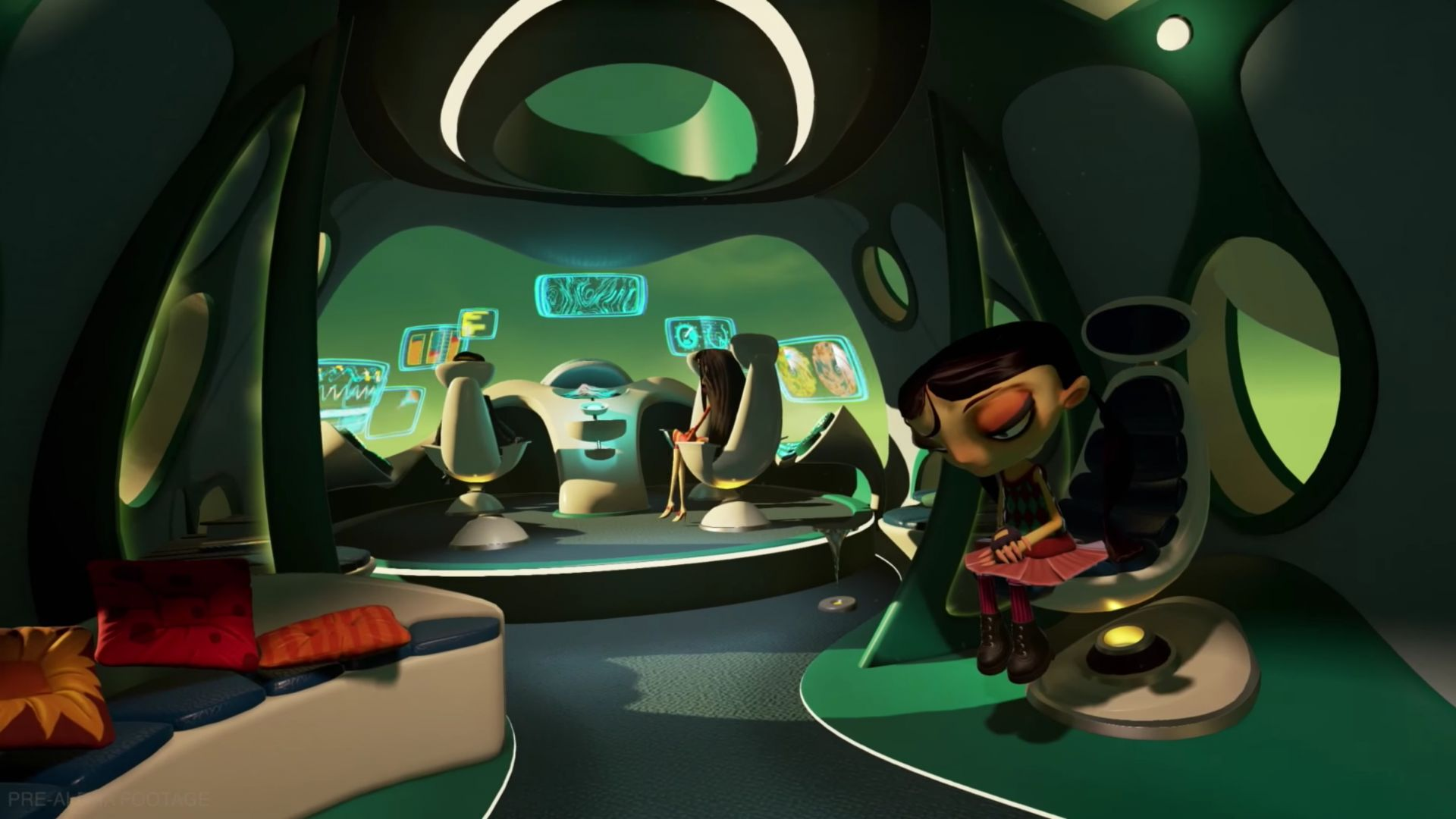 Psychonauts in the Rhombus of Ruin, best games, PS 4, PSVR (horizontal)