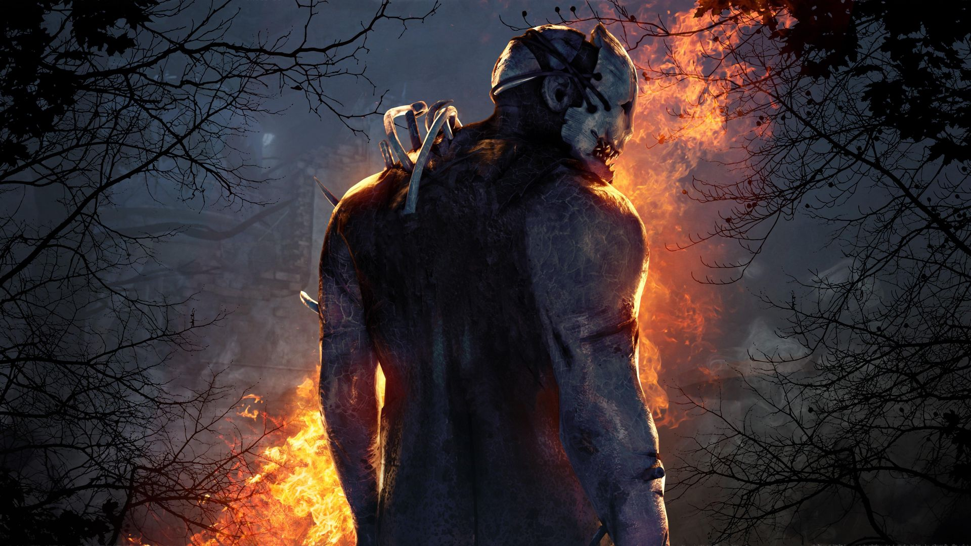Dead by Daylight, Trapper, best games, PC, PS 4, Xbox One