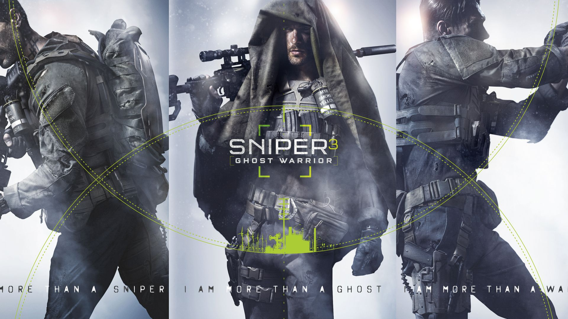 Sniper: Ghost Warrior 3, shooter, best games