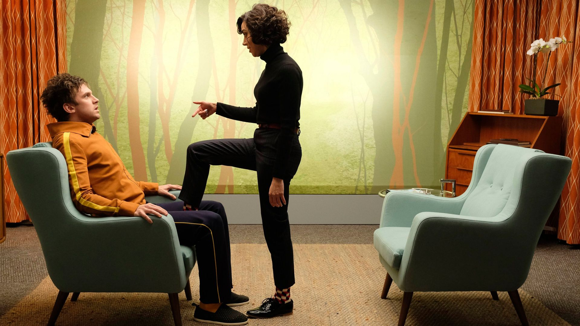 Legion, Marvel, Dan Stevens, best tv series (horizontal)