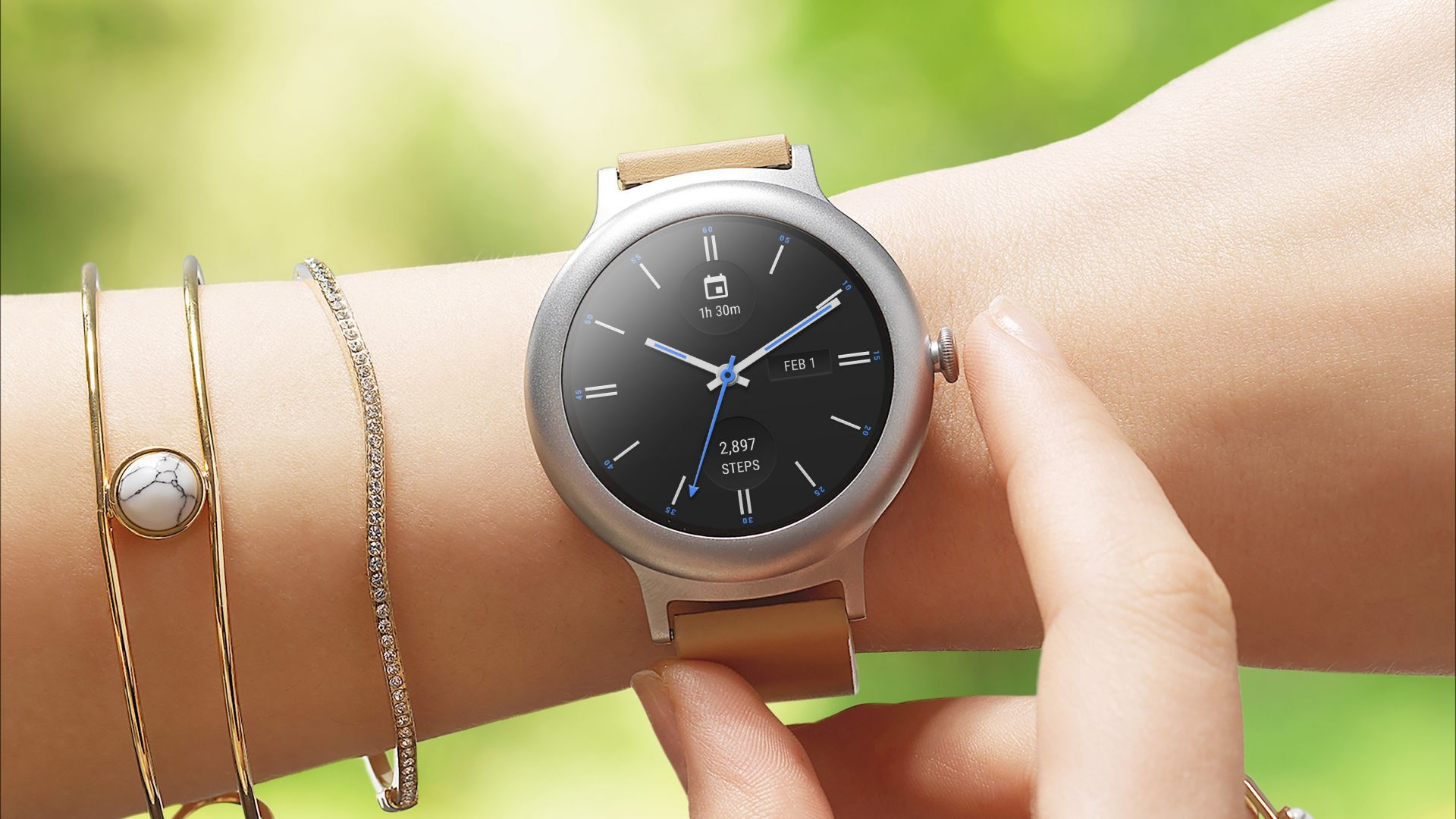 LG Watch Style, MWC 2017, best smartwatches, smartwatches for women (horizontal)