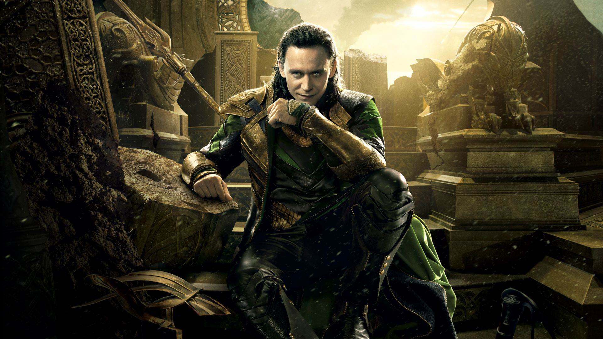 Thor: Ragnarok, Loki, Marvel, Tom Hiddleston, best movies (horizontal)