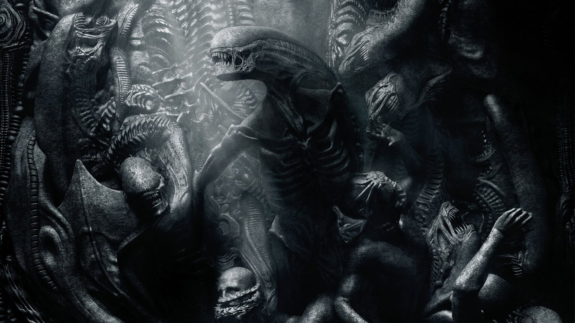 Alien: Covenant, alien, monster, best movies
