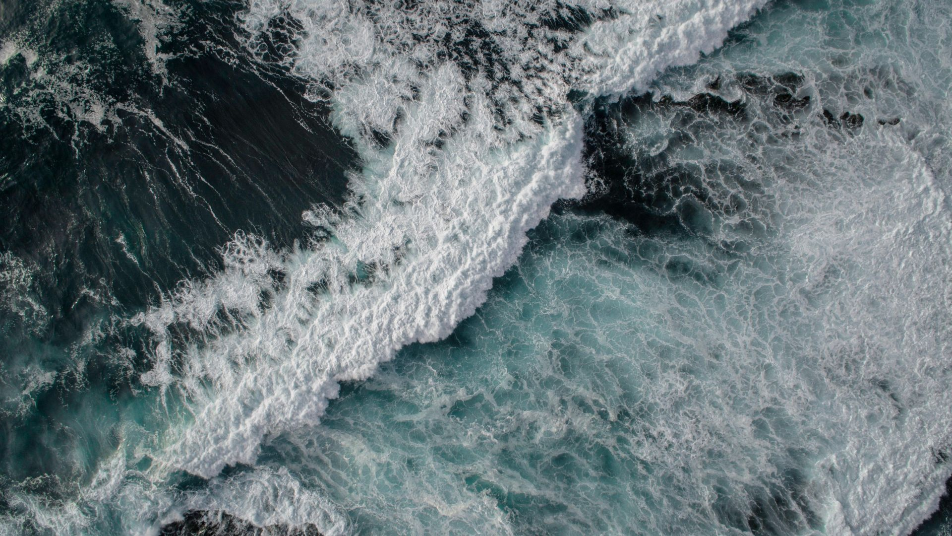 Sea, ocean, waves, 4k, 5k (horizontal)