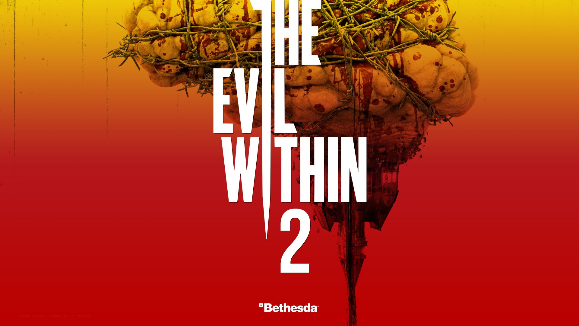 Wallpaper The Evil Within 2 2017 E3 2017 4k Games 7892: Wallpaper The Evil Within 2, 4k, E3 2017, Games #13729