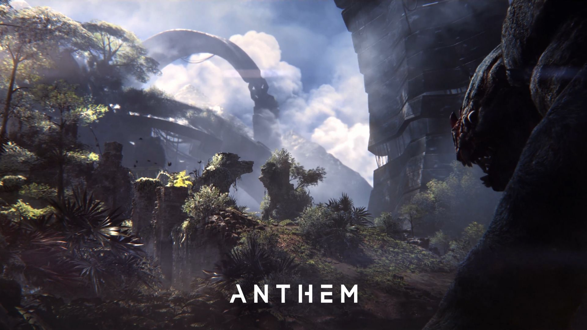Wallpaper anthem 4k screenshot gameplay e3 2017 games for Wallpaper home 4k