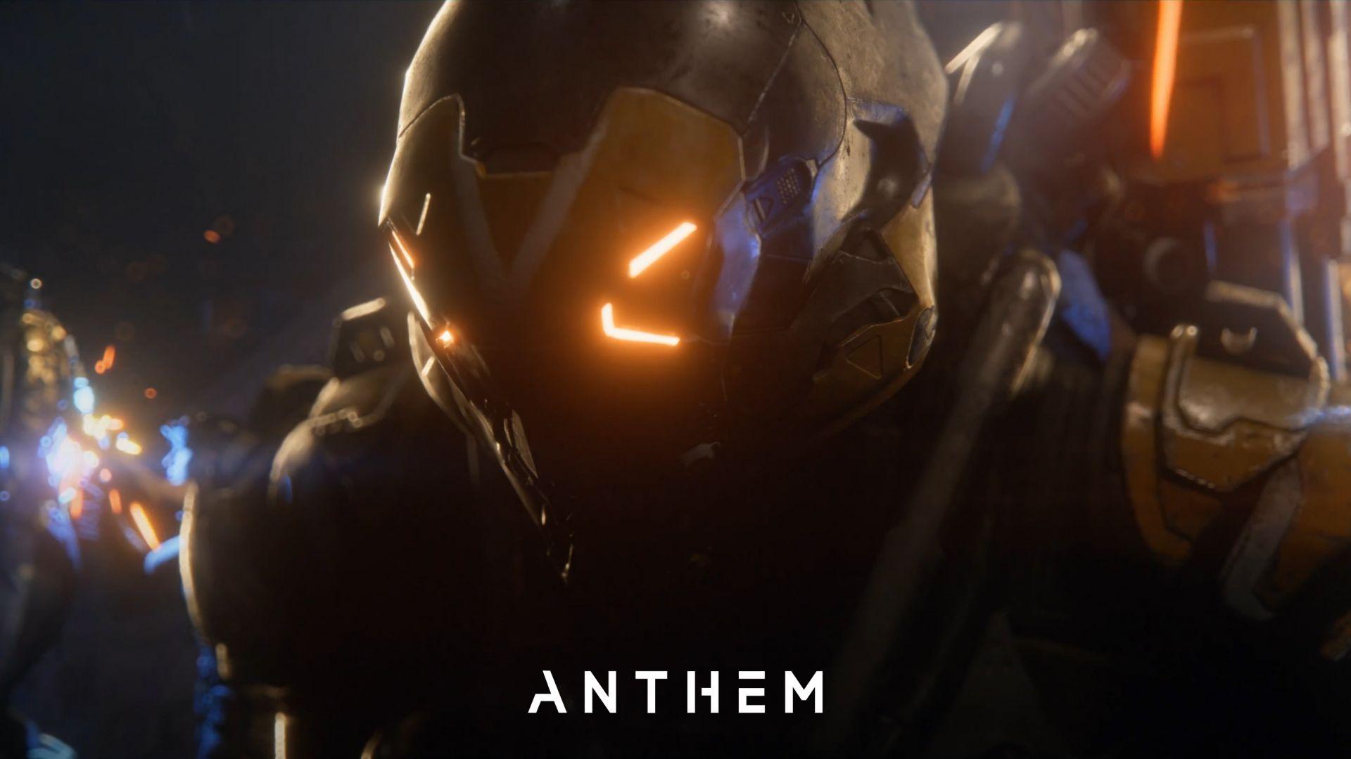 Wallpaper Anthem, 4k, screenshot, gameplay, E3 2017, Games ...