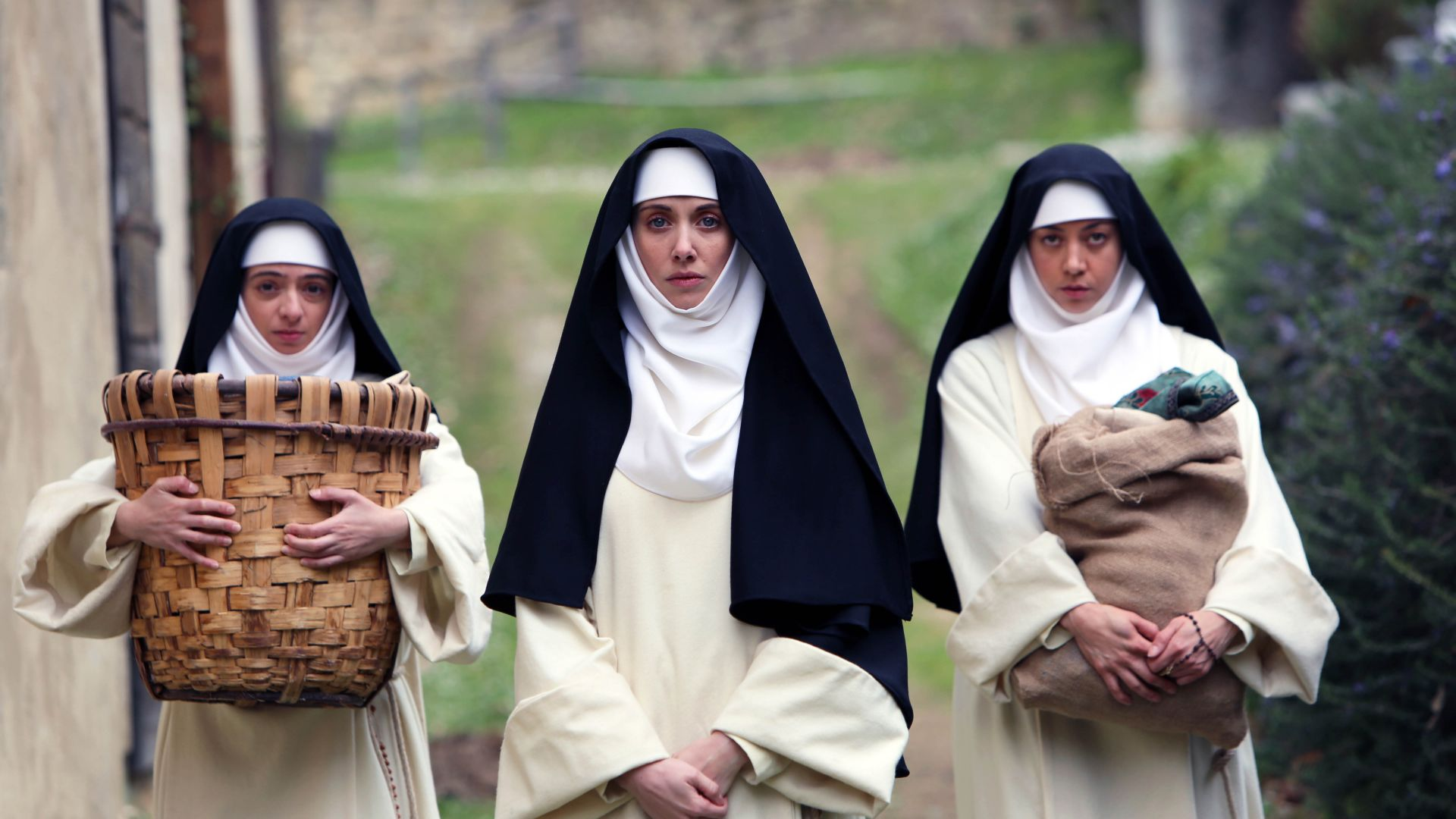 The Little Hours, Alison Brie, 4k (horizontal)
