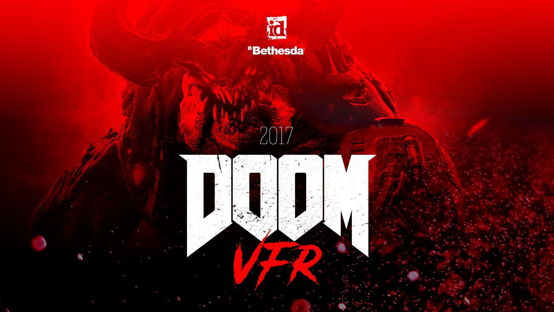 Wallpaper The Evil Within 2 4k E3 2017 Games 7883: Wallpaper Doom VFR, 4k, VR, E3 2017, Games #14042