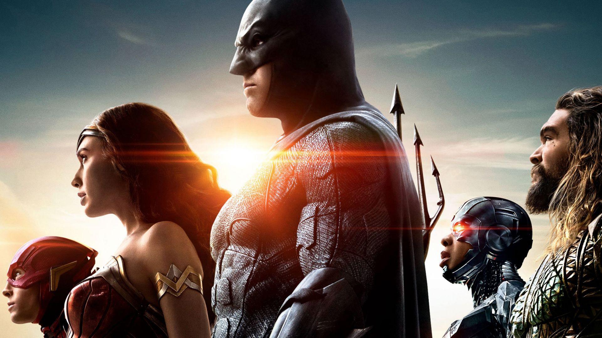 Wonder Woman Justice League 4k Fan Art Hd Movies 4k: Wallpaper Justice League, Batman, Wonder Woman, 4k, Movies