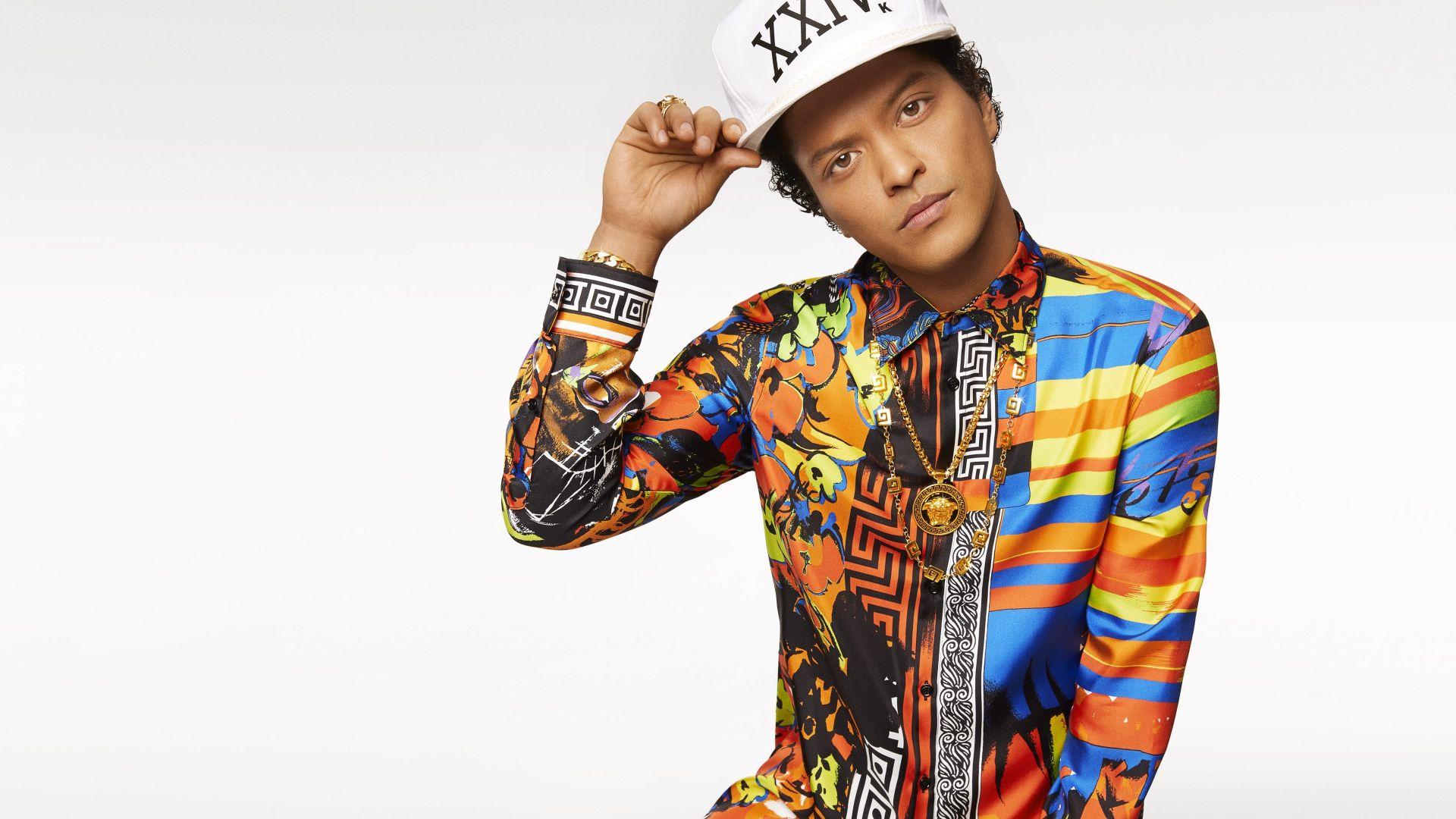 Wallpaper Bruno Mars, Photo, 4k, Celebrities #14884