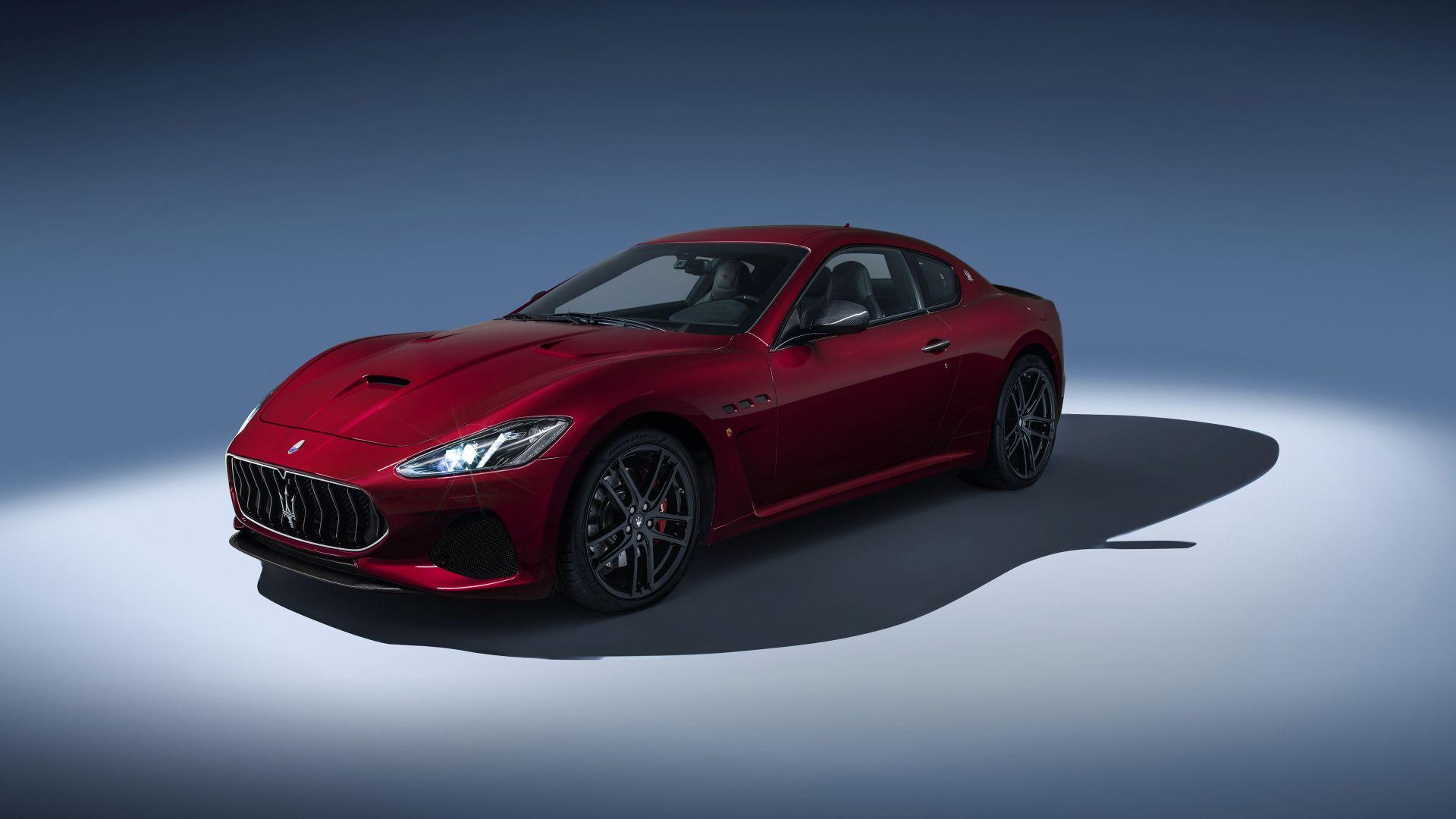 Awesome Maserati GranTurismo Sport, 4k (horizontal) ...