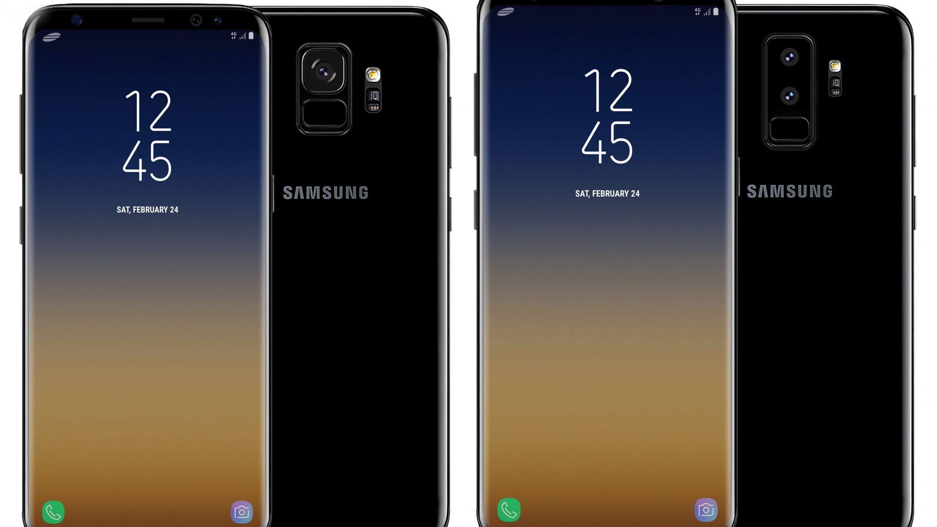Samsung Galaxy S9 Wallpapers: Wallpaper Samsung Galaxy S9, 4k, Hi-Tech #16675