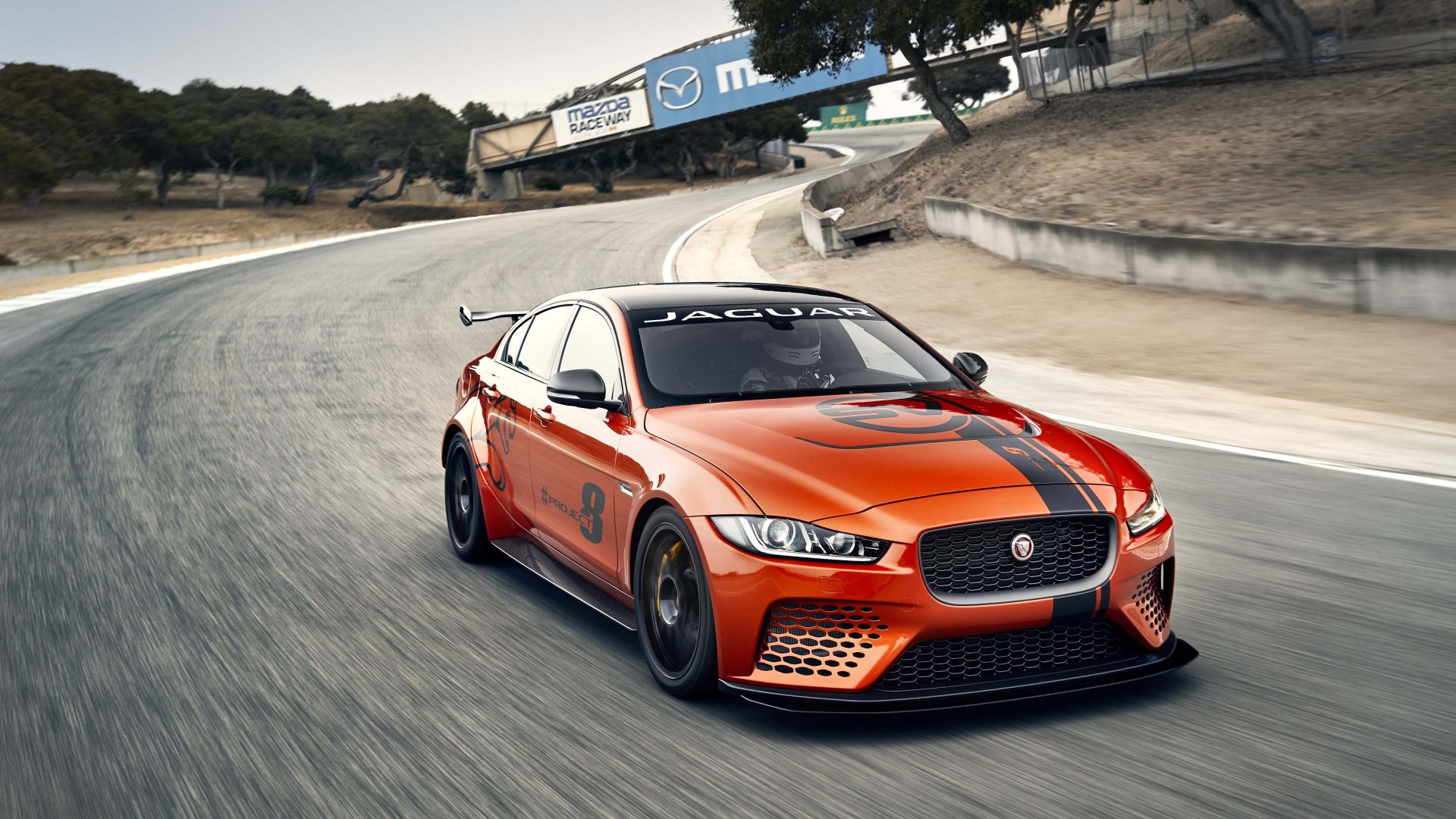 Jaguar XE SV Project 8, 2018 Cars, 5k (horizontal)