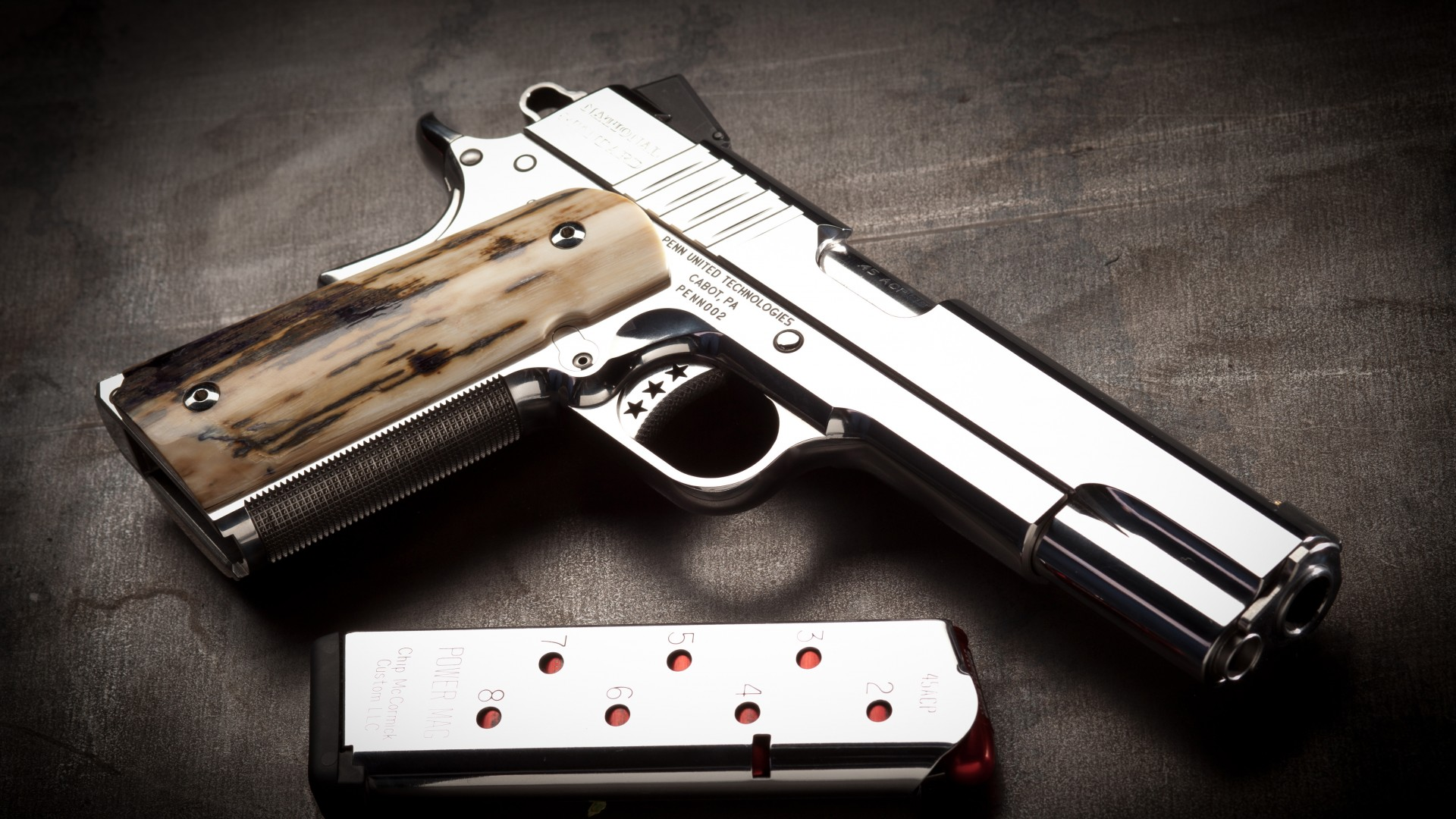 Cabot Guns Pistol 1911 Classic Custom Weapon Elite