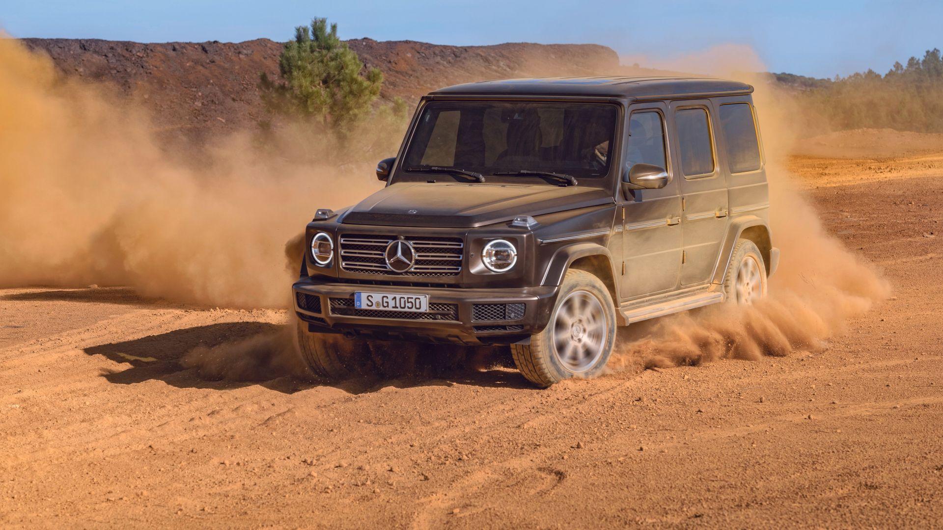 Wallpaper Mercedes-Benz G-Class, 2018 Cars, 5k, Cars ...
