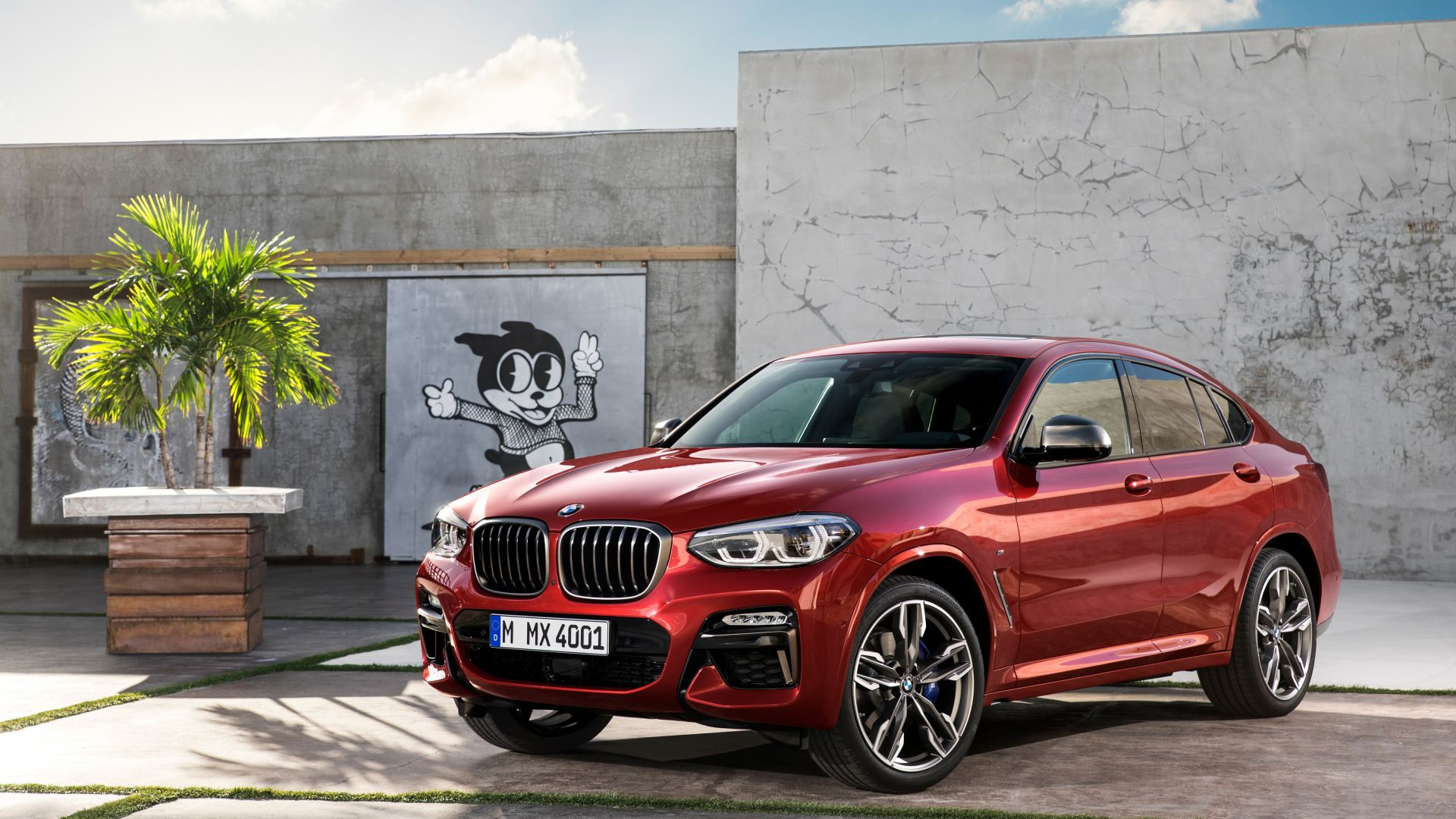 Wallpaper Bmw X4 2018 Cars 4k Cars Amp Bikes 17530