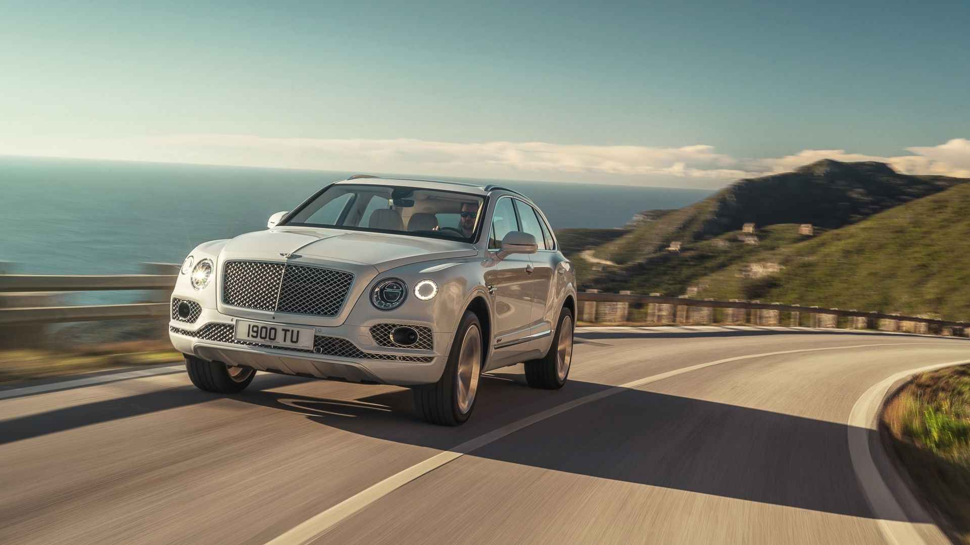 Wallpaper Bentley Bentayga Hybrid, Geneva Motor Show 2018