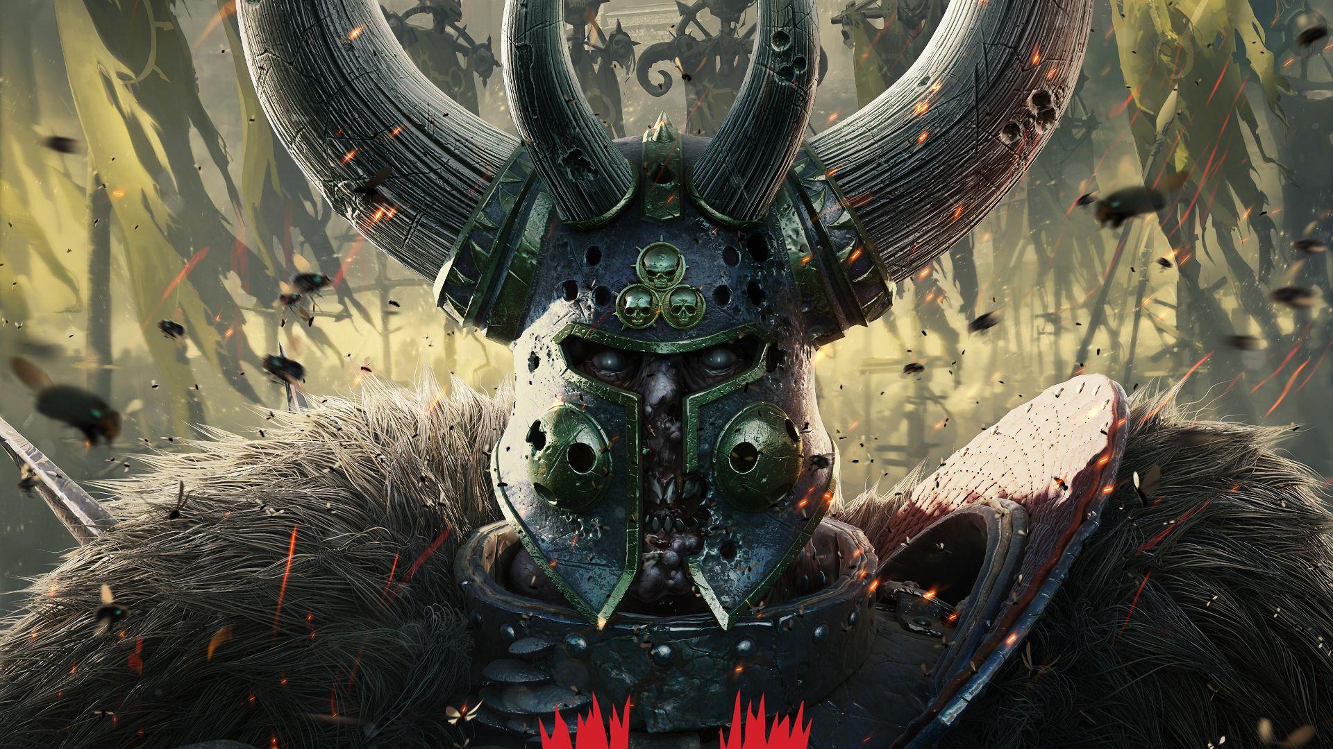 Wallpaper The Evil Within 2 4k E3 2017 Games 7883: Wallpaper Warhammer: Vermintide 2, Screenshot, 4k, Games