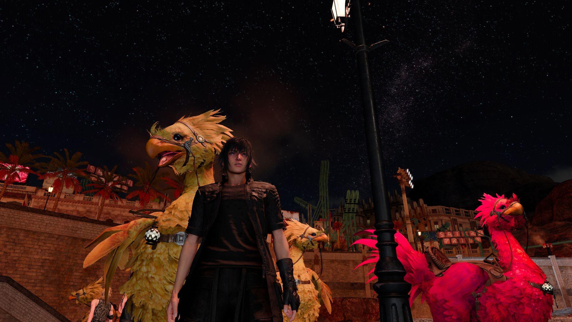Final Fantasy Xv Windows Edition 4k Hd Games 4k: Wallpaper Final Fantasy XV Windows Edition, Screenshot, 4K