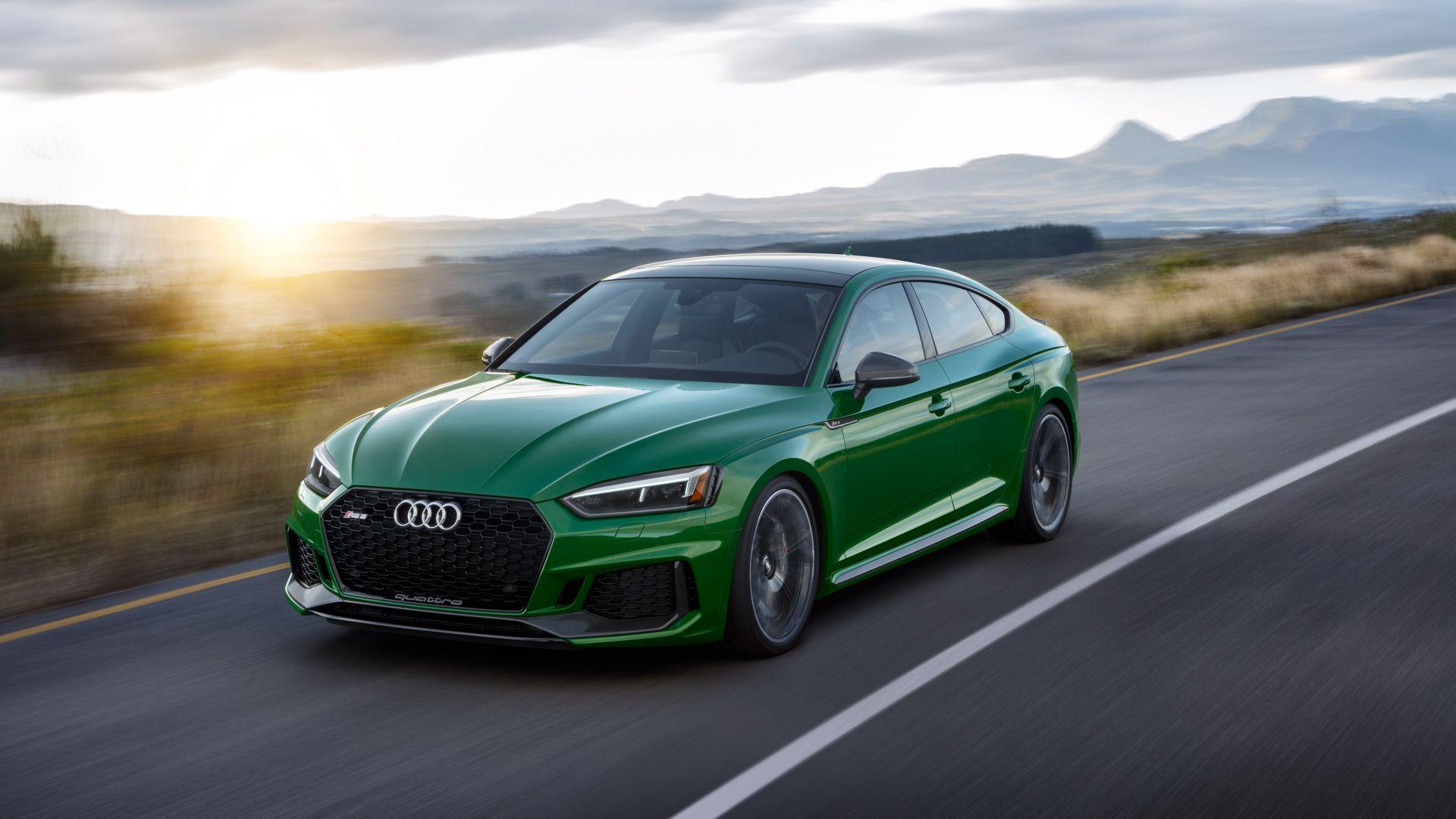 Audi Rs5 Sportback 4k 2019 Wallpapers: Wallpaper Audi RS5 Sportback, 2019 Cars, 4K, Cars & Bikes
