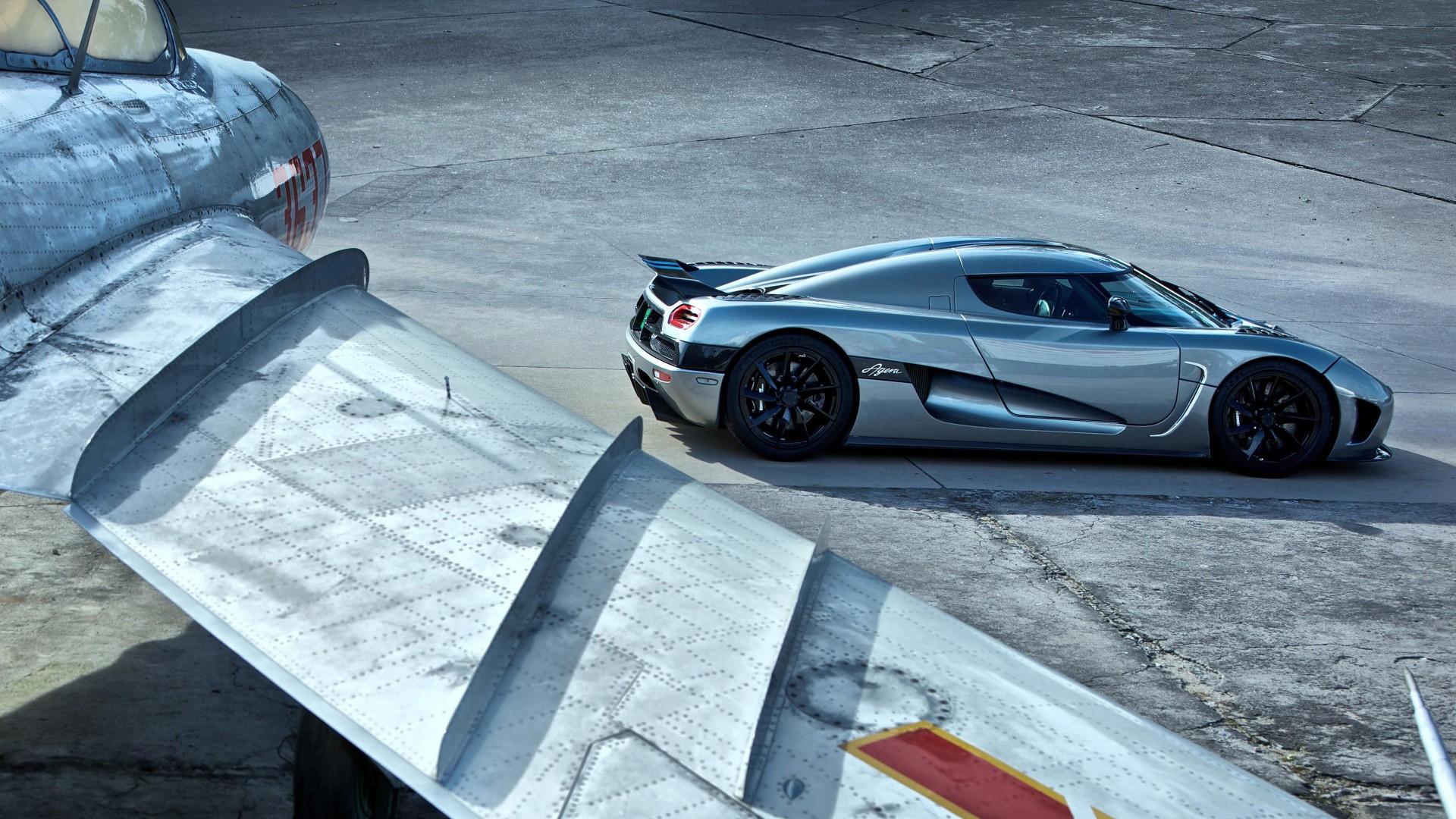 Koenigsegg Agera, Supercar, Koenigsegg, Sports Car, Agera R, 4K, ...