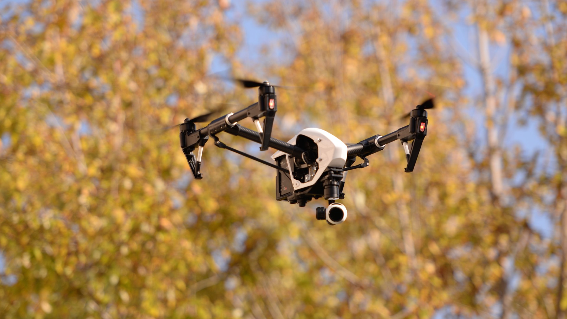 Best Dji Drone >> Wallpaper DJI Inspire One, drone, quadcopter, camera, Hi ...
