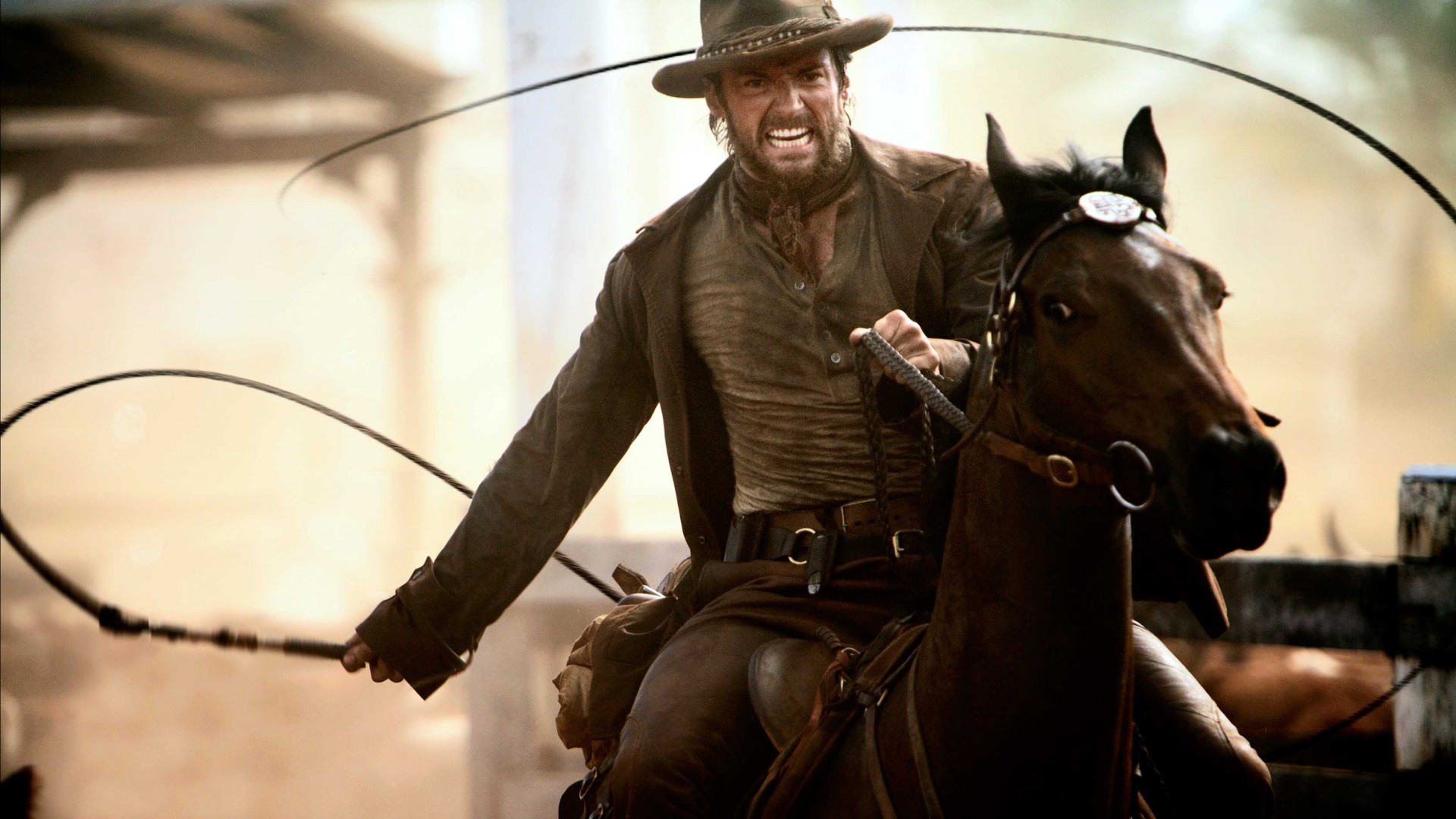 Hugh Jackman, Most Popular Celebs in 2015, actor, cowboy, horse