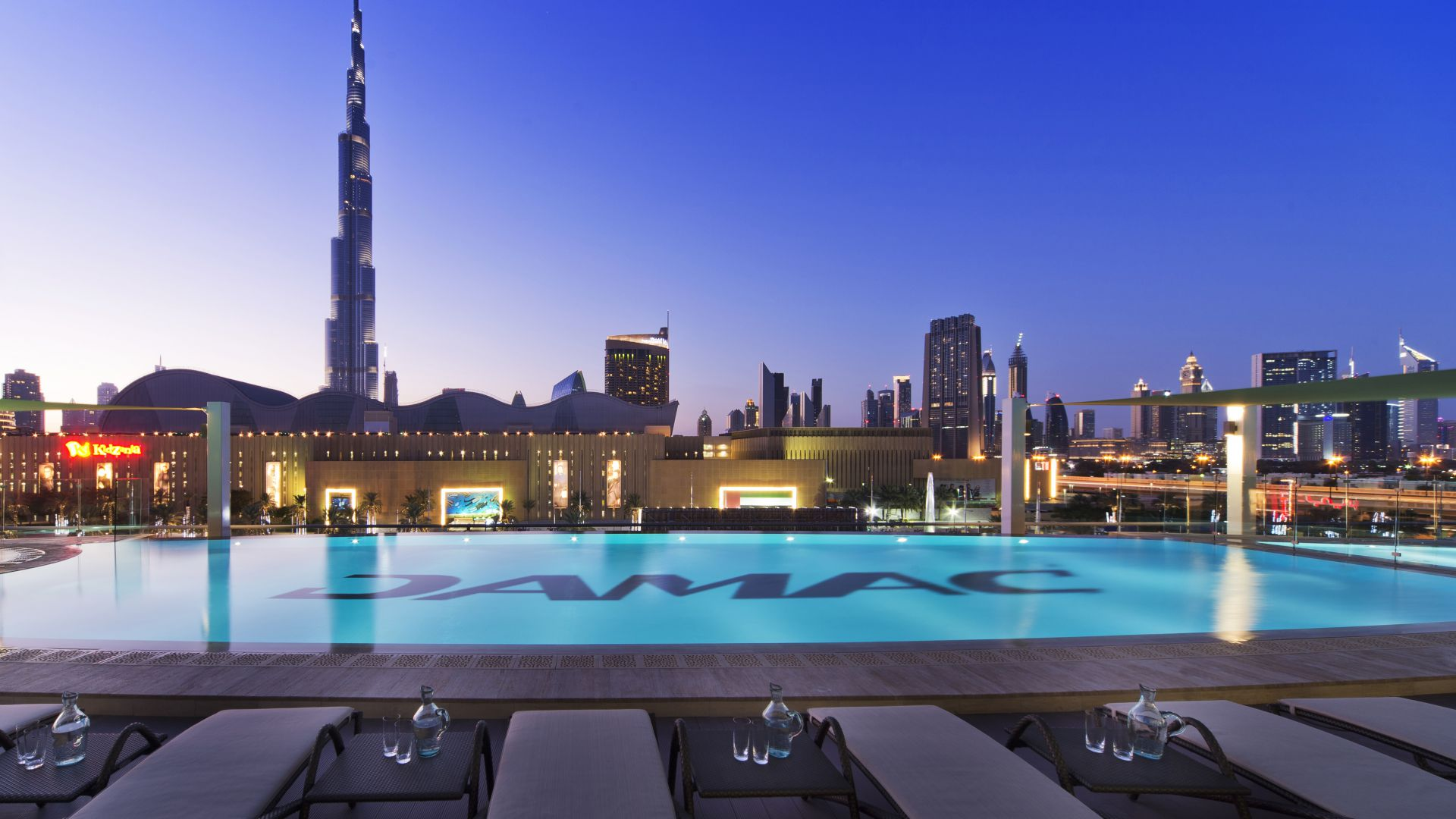 Wallpaper damac maison hotel dubai best hotels tourism for Top resorts in dubai
