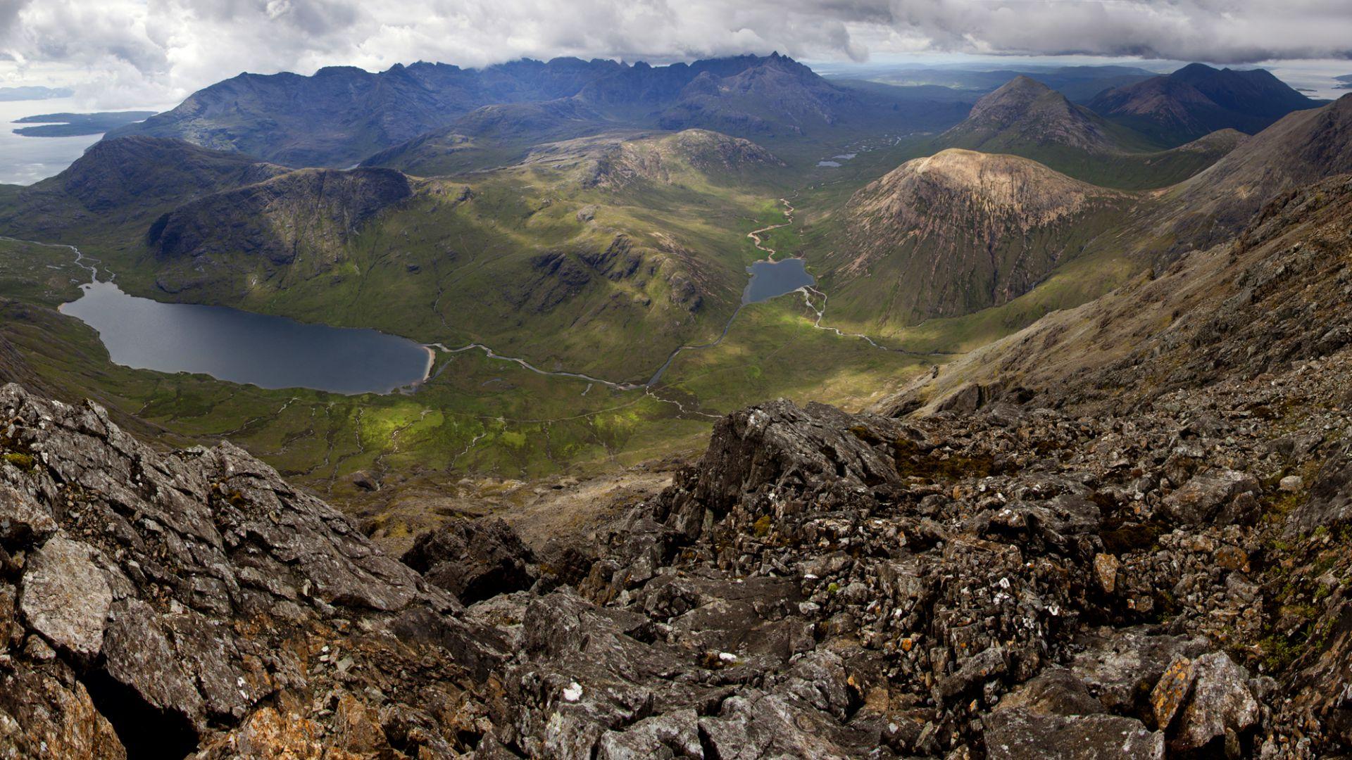 wallpaper scotland, 4k, hd wallpaper, travel, tourism, mountain