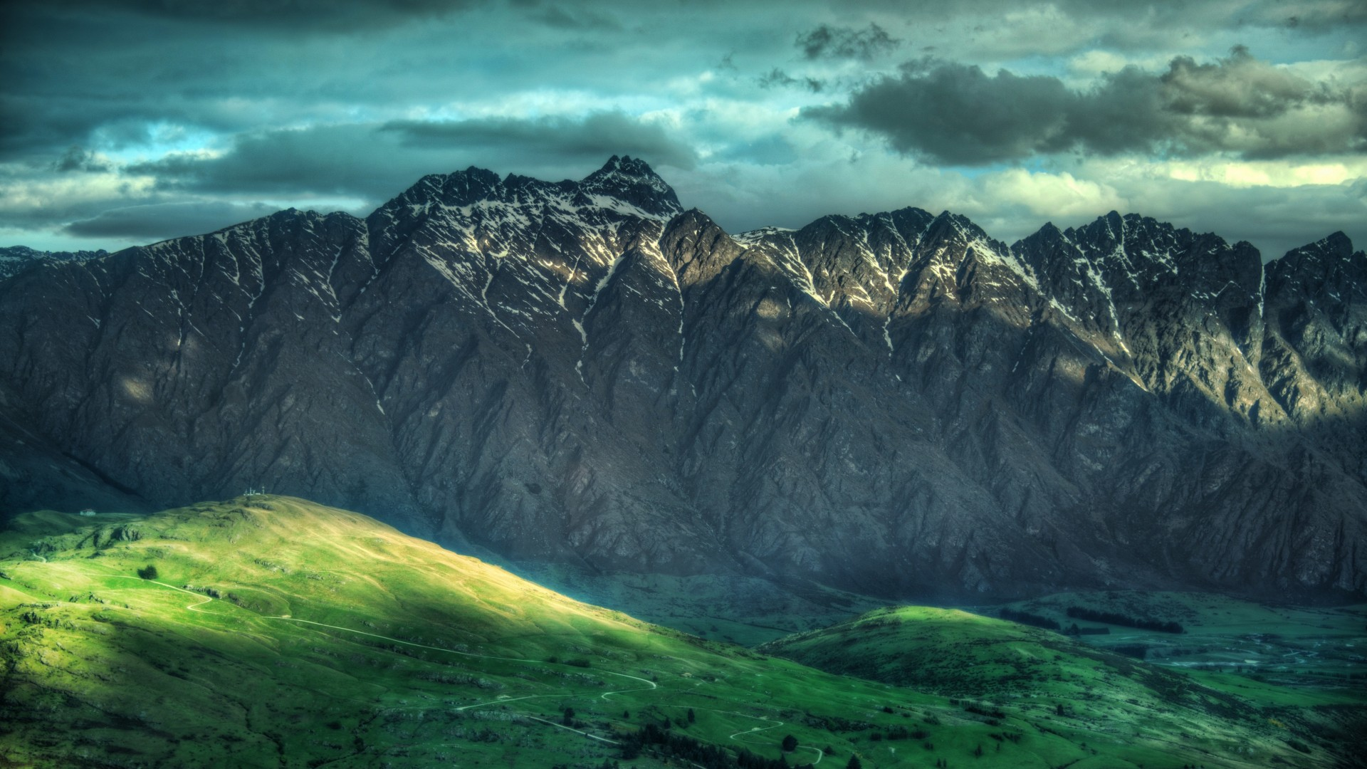 New Zealand 5k 4k Wallpaper 8k Mountain Island Clouds