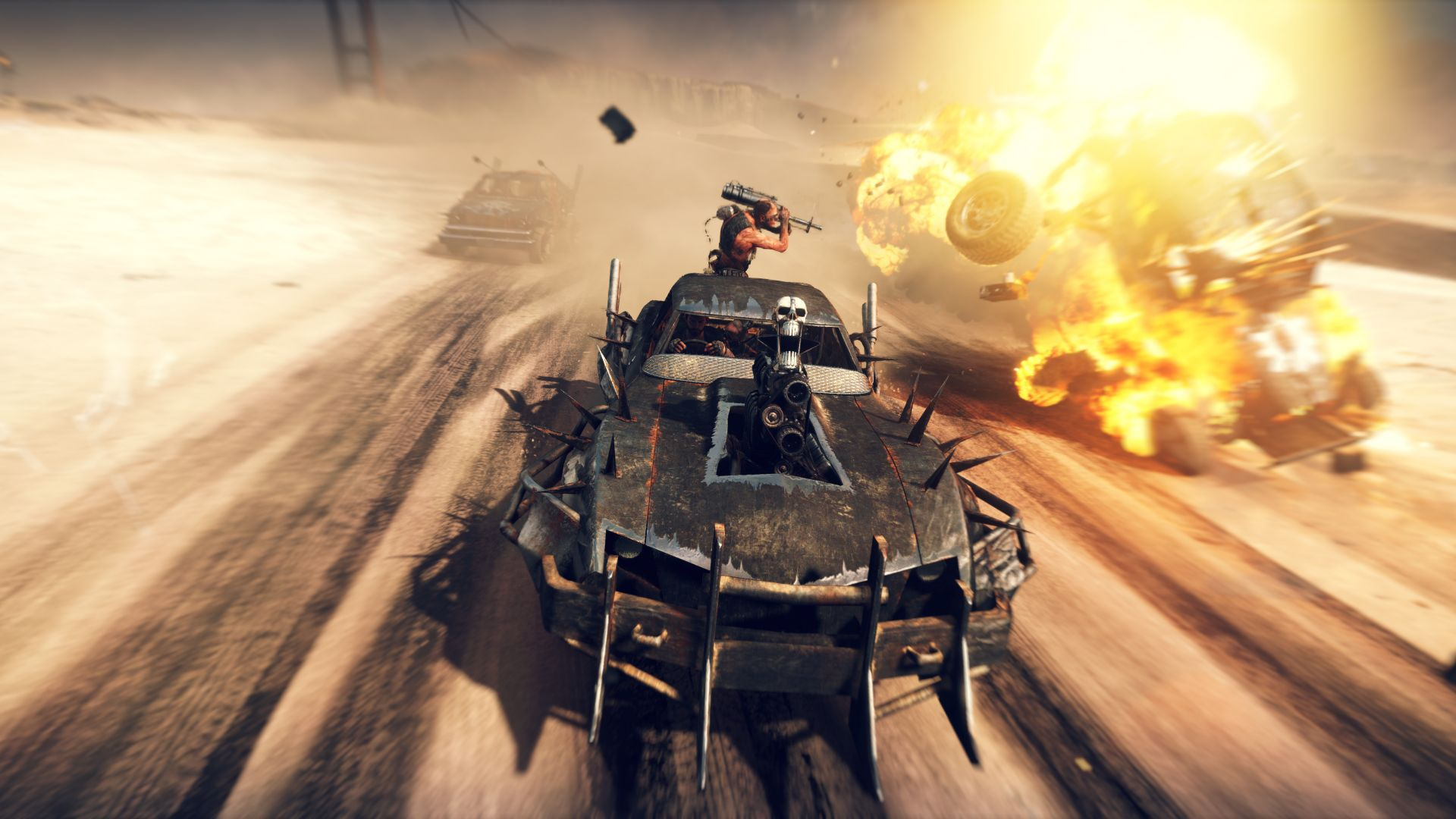 Wallpaper Mad Max Best Games 2015 game shooter PC PS4