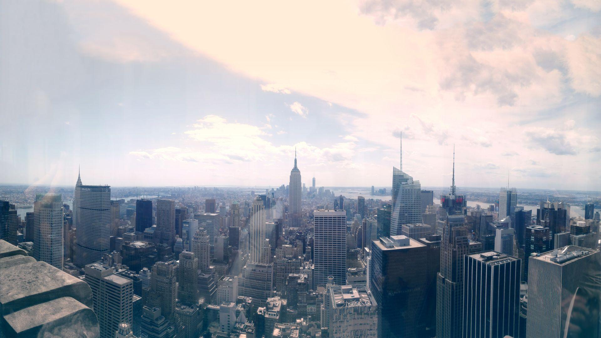 Wallpaper new york city usa skyscrapers travel tourism for Wallpaper home usa