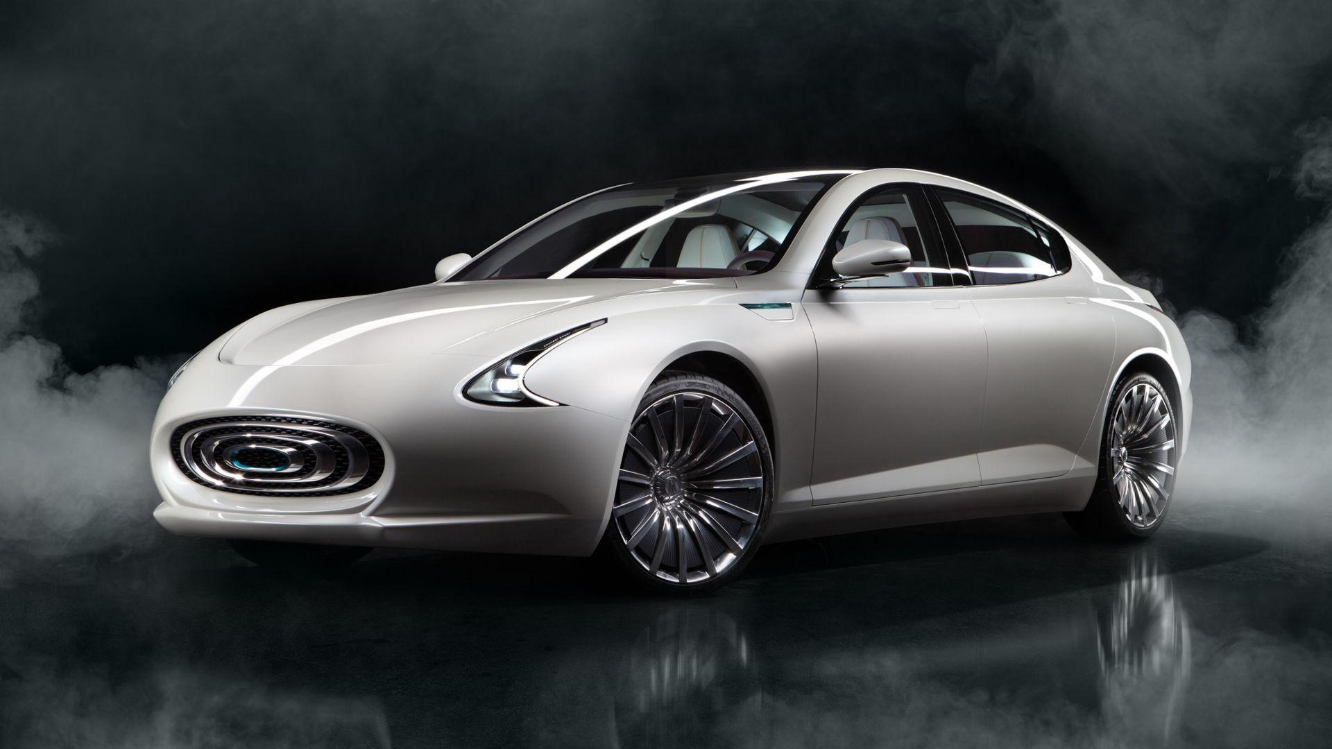 wallpaper thunder power sedan electric cars luxury cars cars bikes 7487. Black Bedroom Furniture Sets. Home Design Ideas