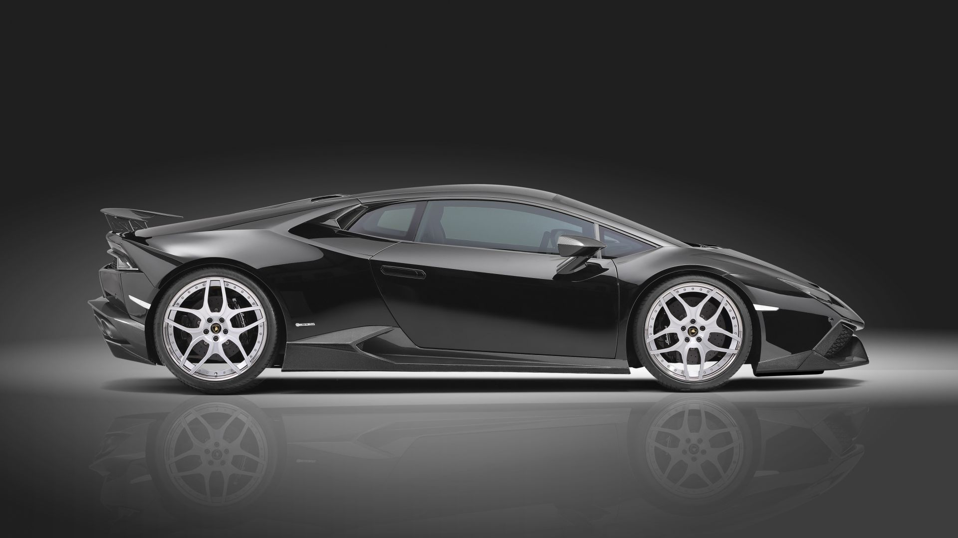wallpaper lamborghini huracan lp610 4 supercar black. Black Bedroom Furniture Sets. Home Design Ideas