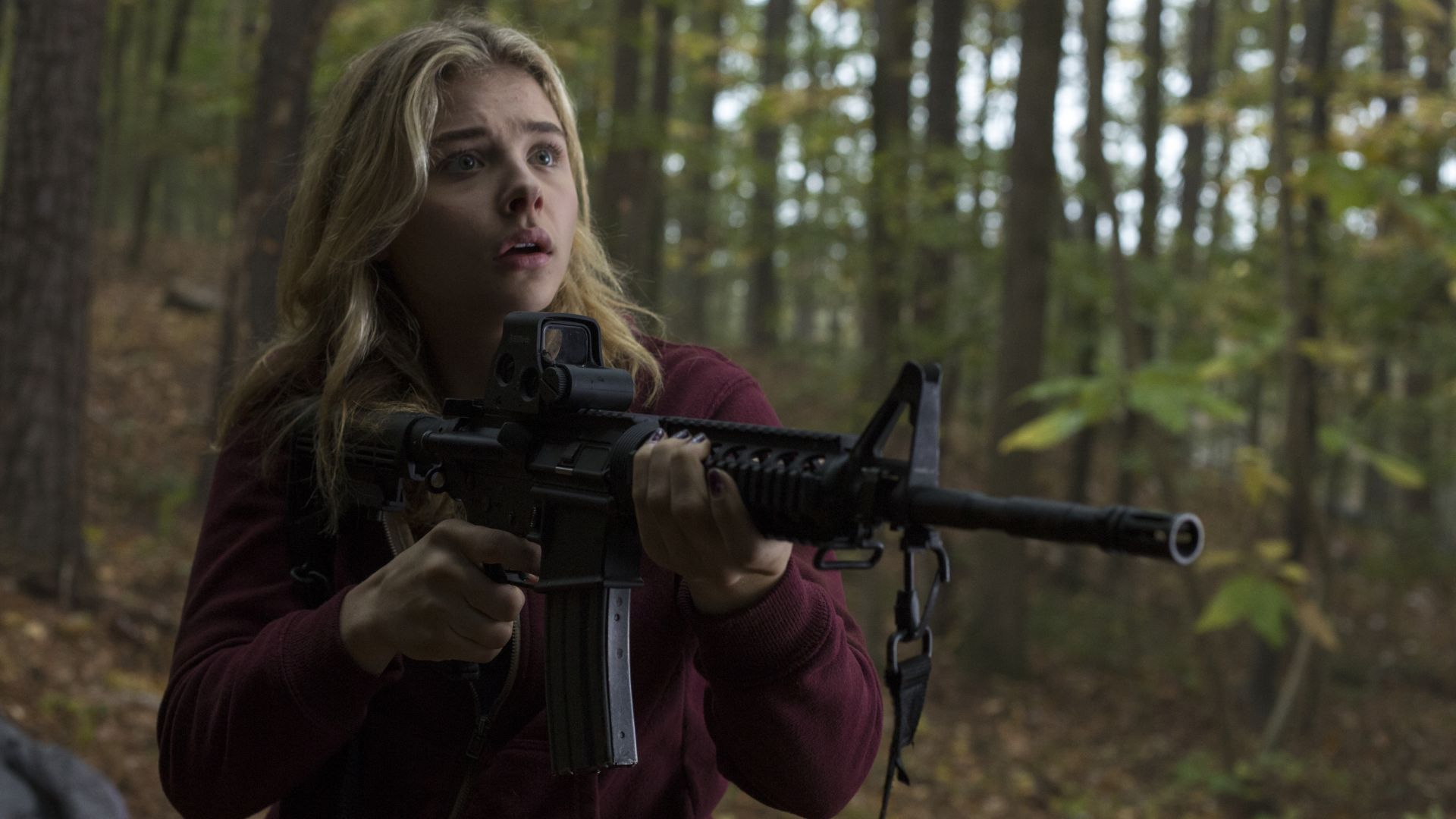 The 5th wave, Best movies, Chloe Moretz