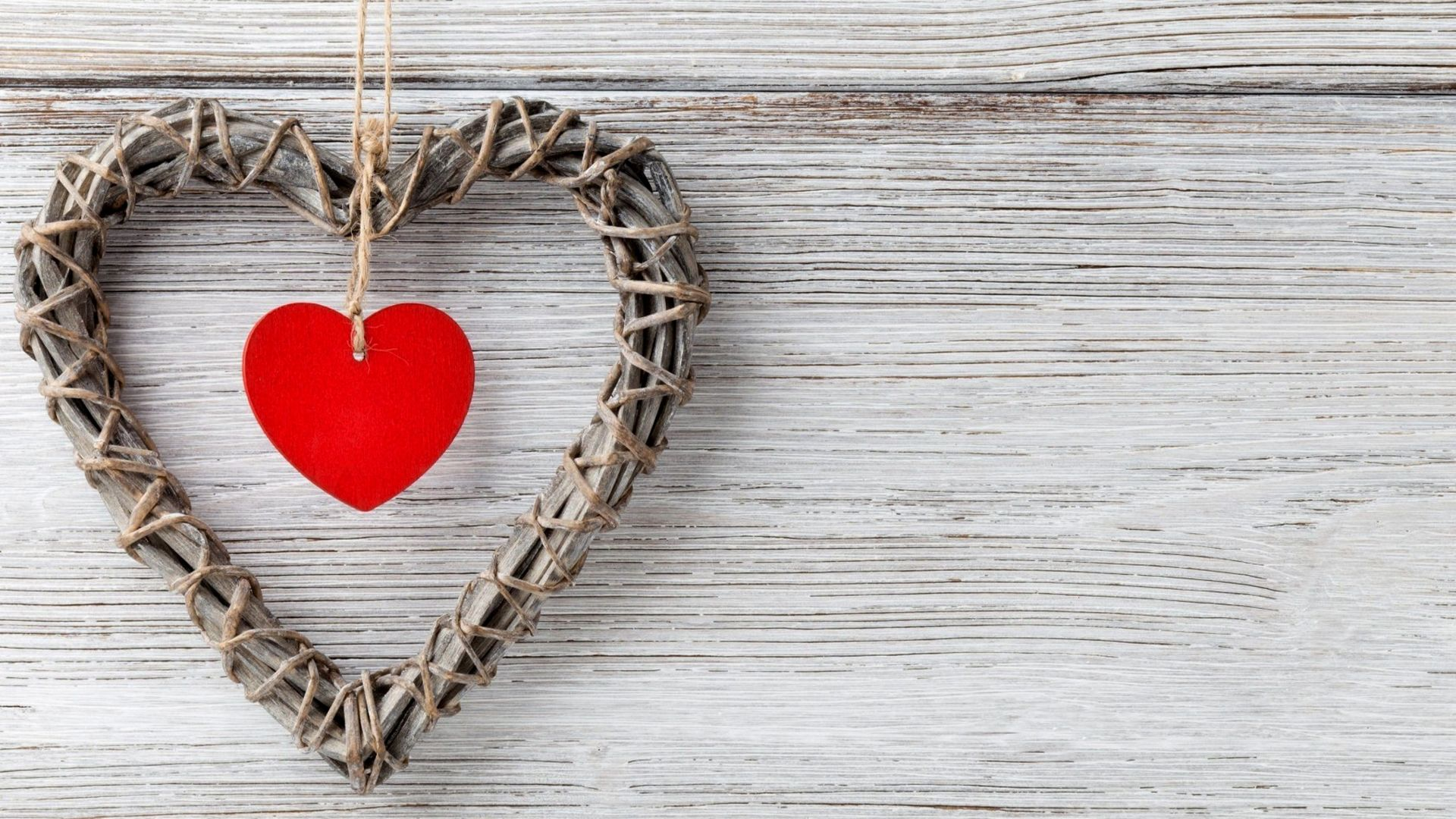 Valentine's Day, heart, decorations, love (horizontal)