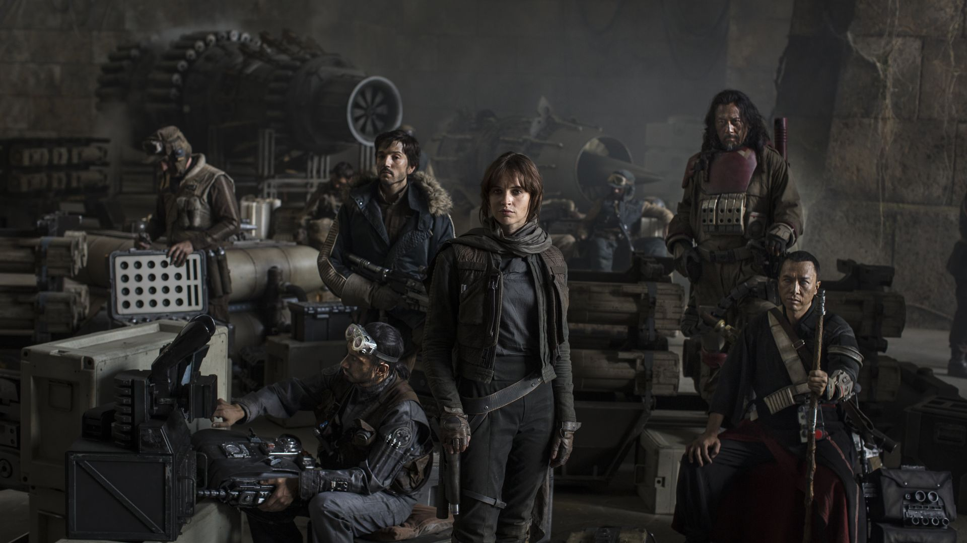 Rogue One: A Star Wars Story, Felicity Jones, Best Movies, movie (horizontal)