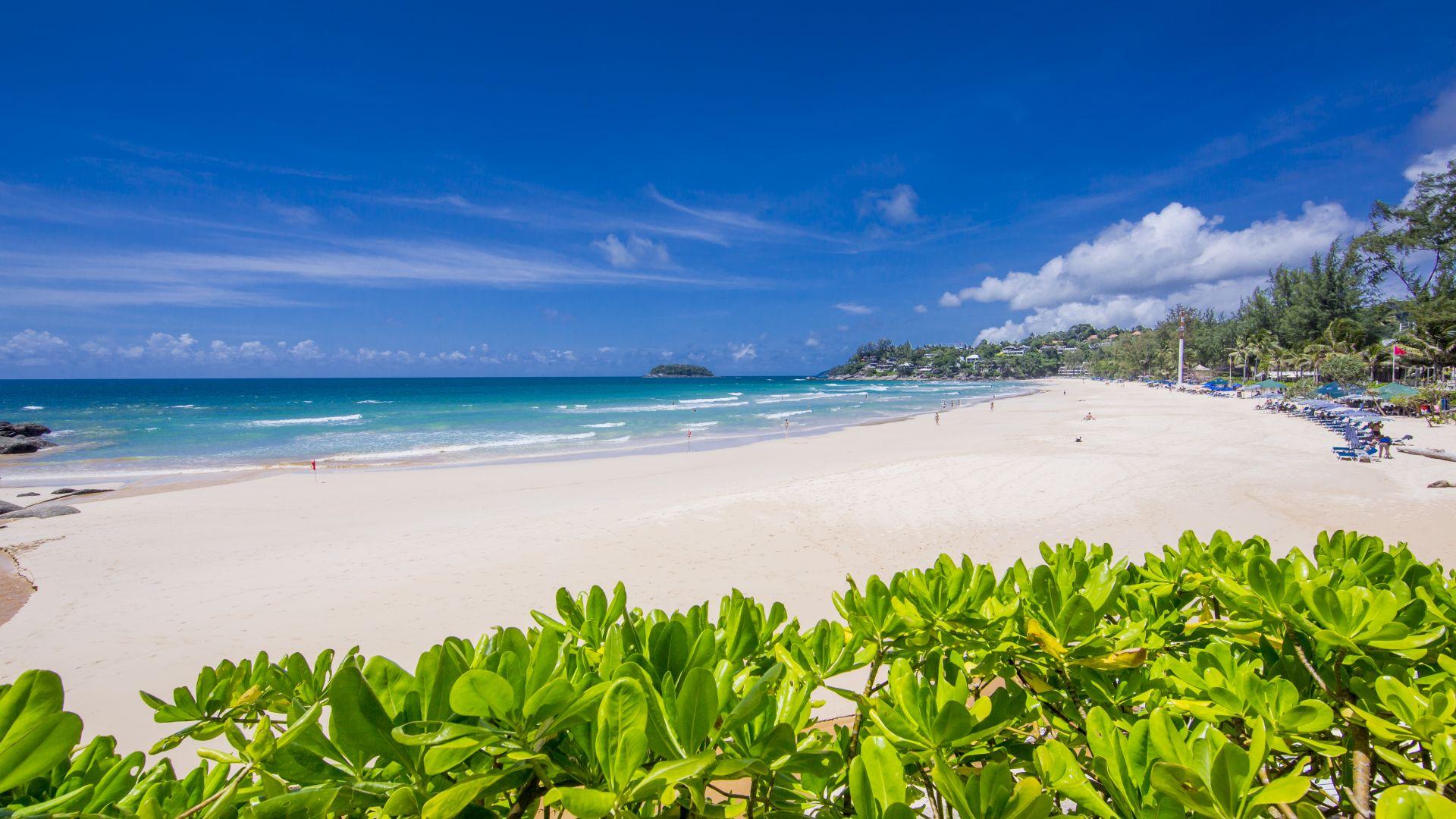 Wallpaper Kata Noi Beach  Karon  Thailand  Best Beaches Of
