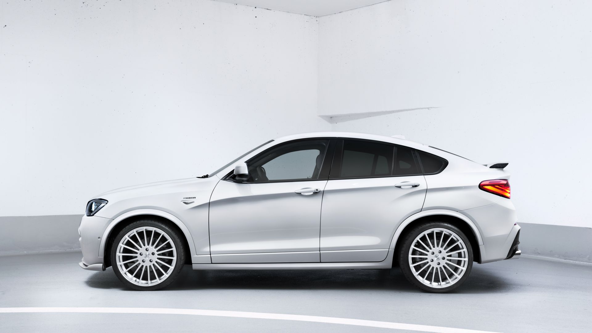 Wallpaper Hamann BMW X4, Geneva Auto Show 2016, sportcar ...
