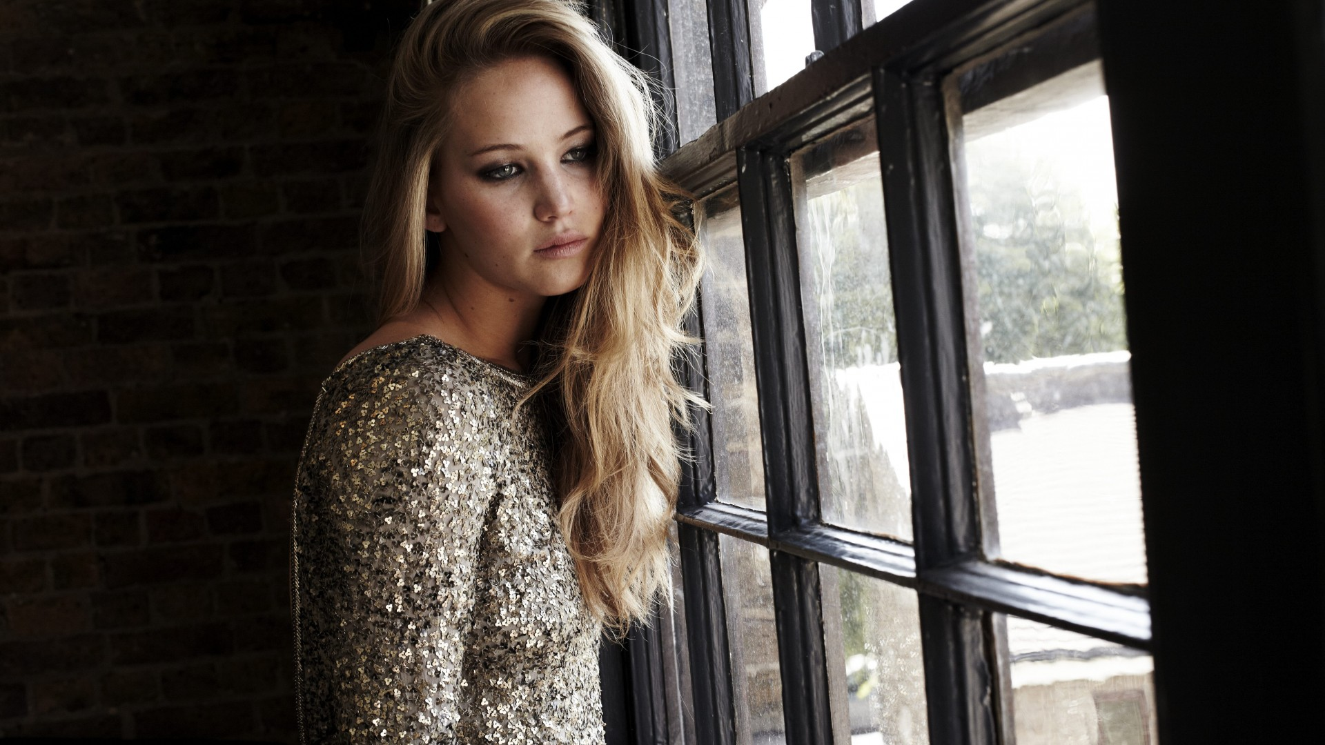 Jennifer Lawrence, Company Town, Poker House, Hunger Games, American Hustle (horizontal)