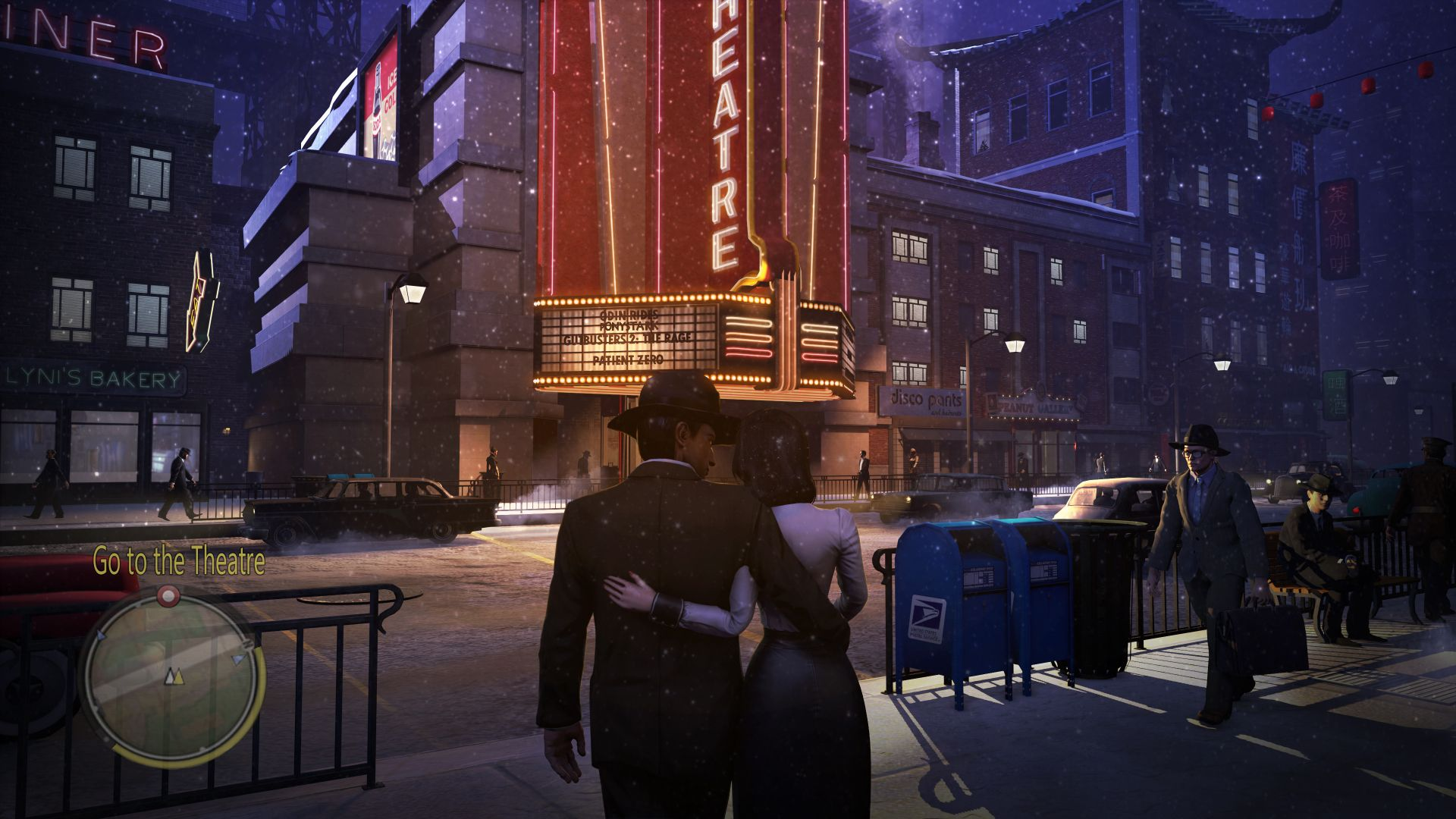 best mafia games for ps4