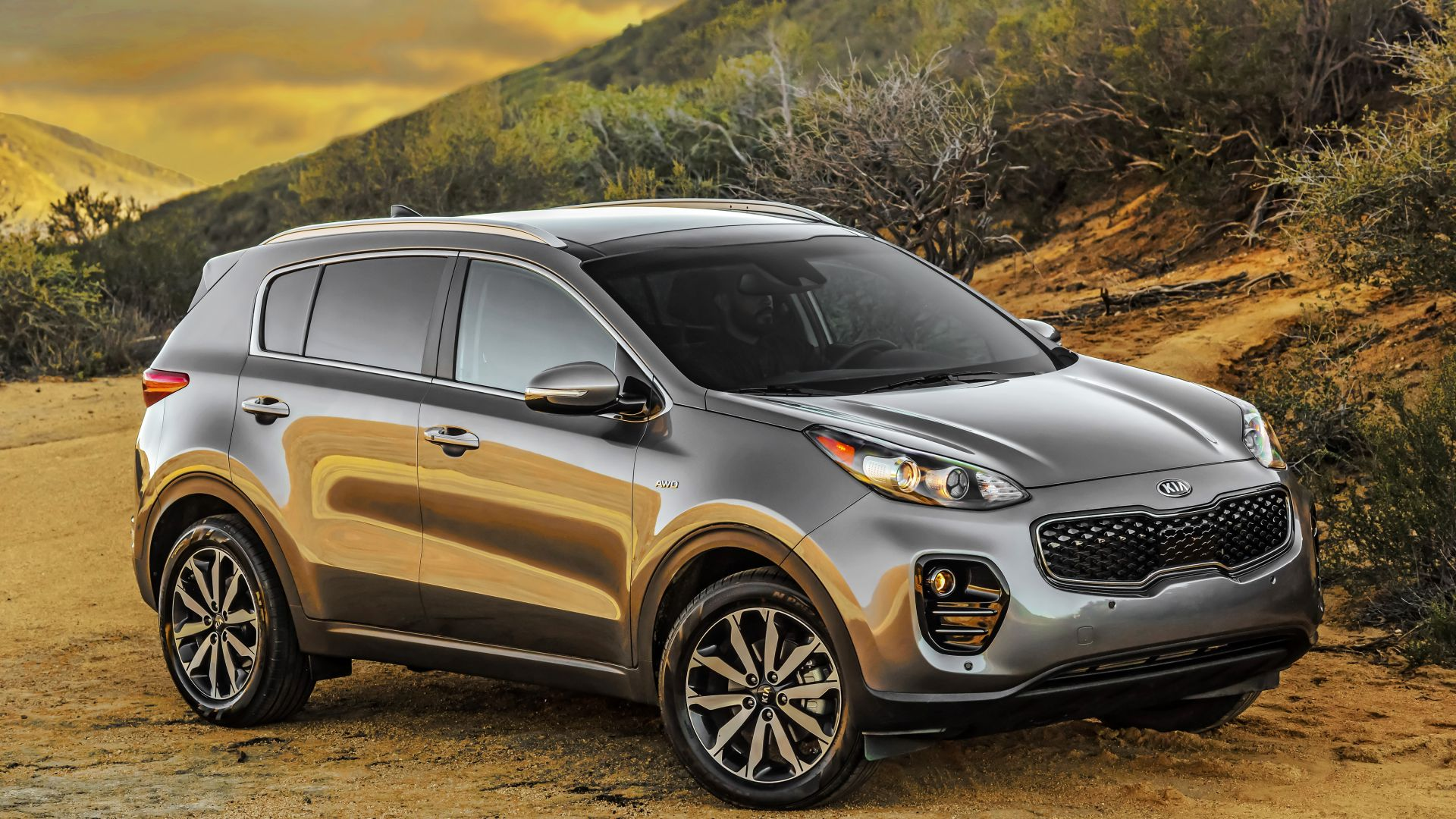 Wallpaper Kia Sportage EX, crossover, Cars & Bikes #9454