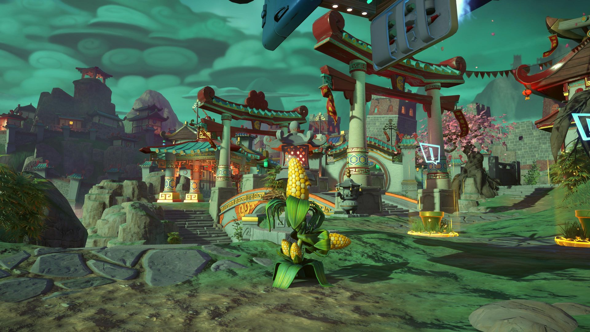Wallpaper plants vs zombies garden warfare 2 shooter best games pc ps4 xbox one games 9577 for Plants vs zombies garden warfare 2 xbox 1