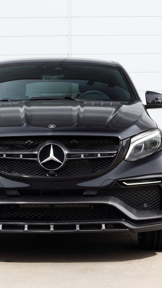 Wallpaper Mercedes Benz Inferno Gle Coupe Black Cars Bikes 10013 Page 40