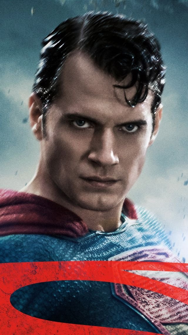 Batman v Superman: Dawn of Justice, Henry Cavill, Best Movies of 2016 (vertical)