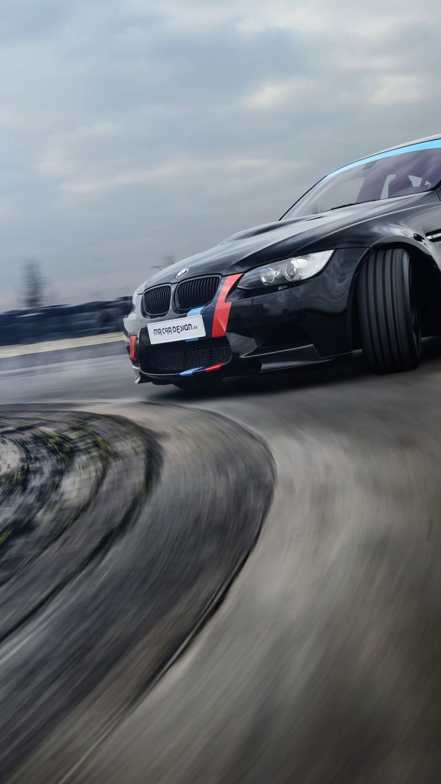 Wallpaper Bmw M3 Mr Car Design Sedan E90 Black Drift Cars