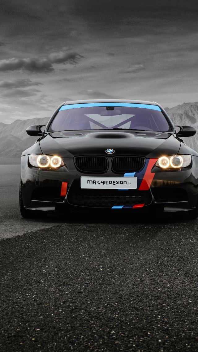 Wallpaper Bmw M3 Mr Car Design Sedan E90 Black Cars Bikes
