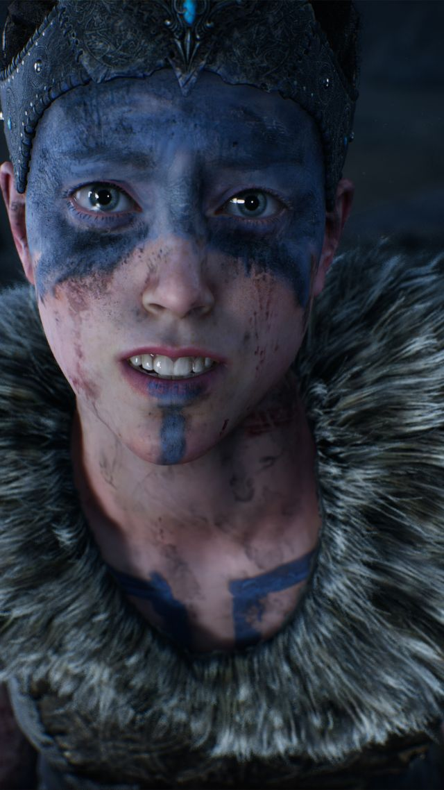 Hellblade: Senua's Sacrifice, Best games, fantasy, PC, PS4, game