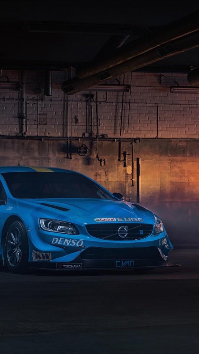 wallpaper volvo v60 polestar wtcc safety car cars